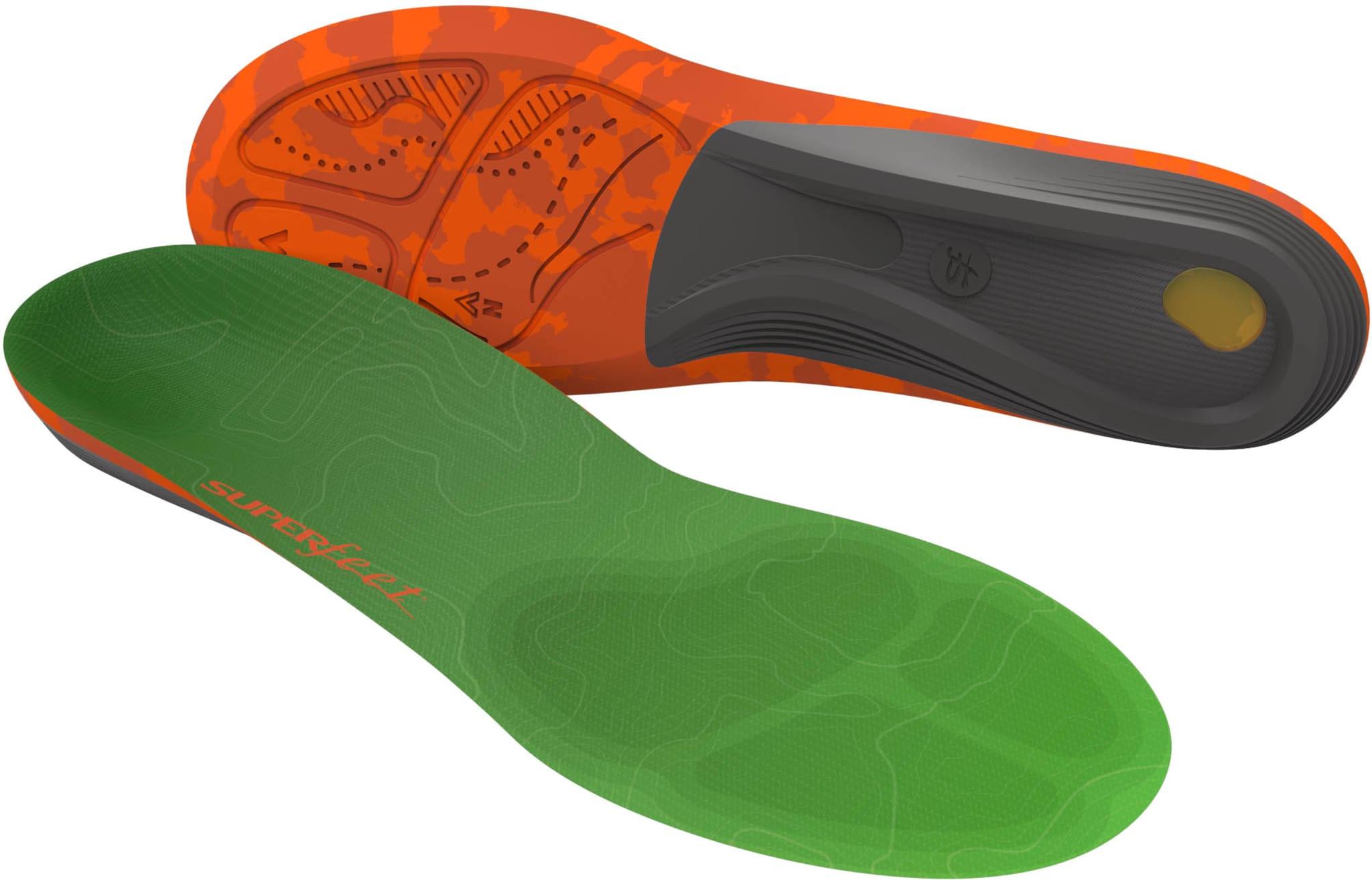 Såle for å bedre komfort i tursko og fjellstøvler.