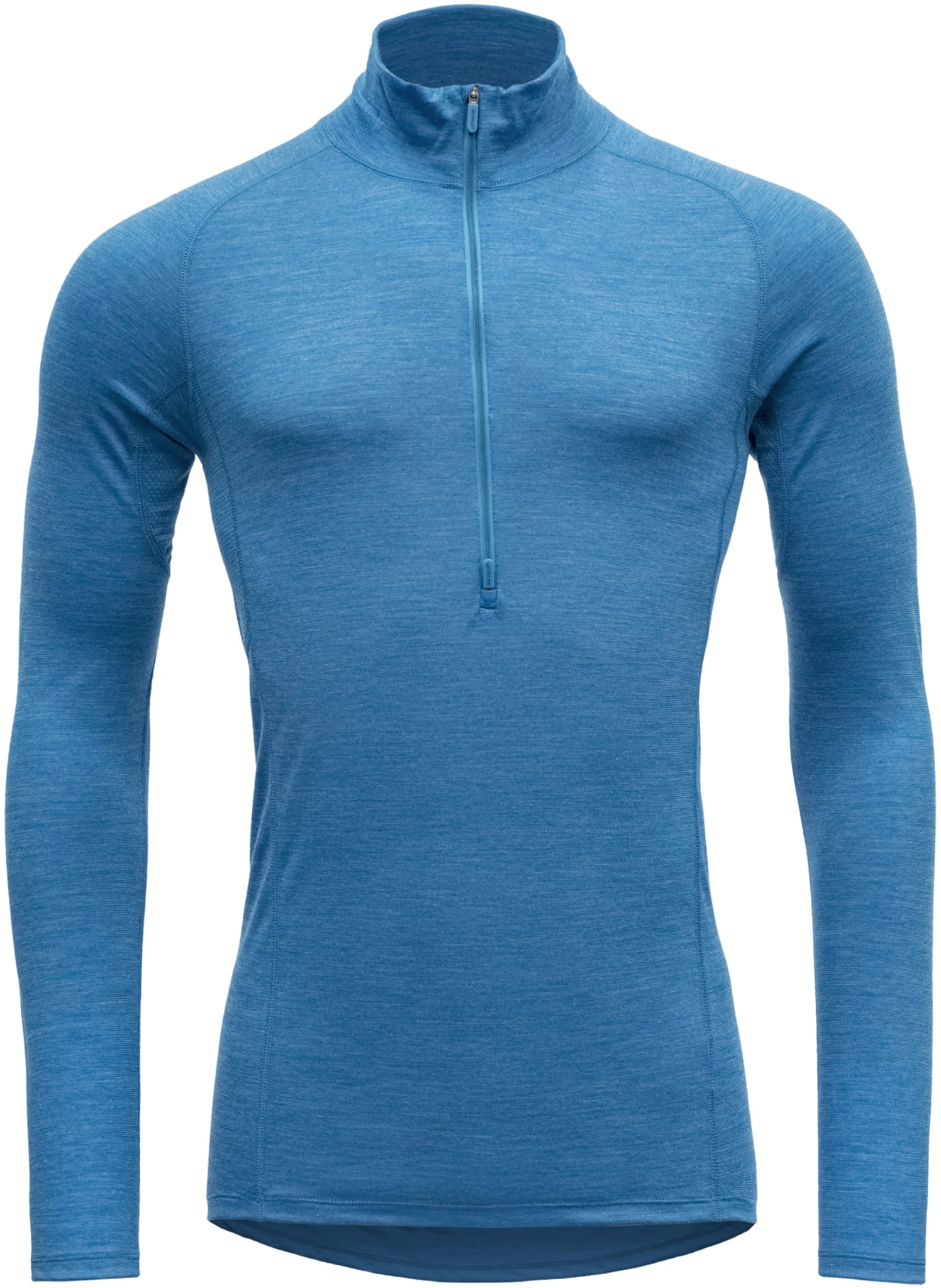 Running Man Zip Neck