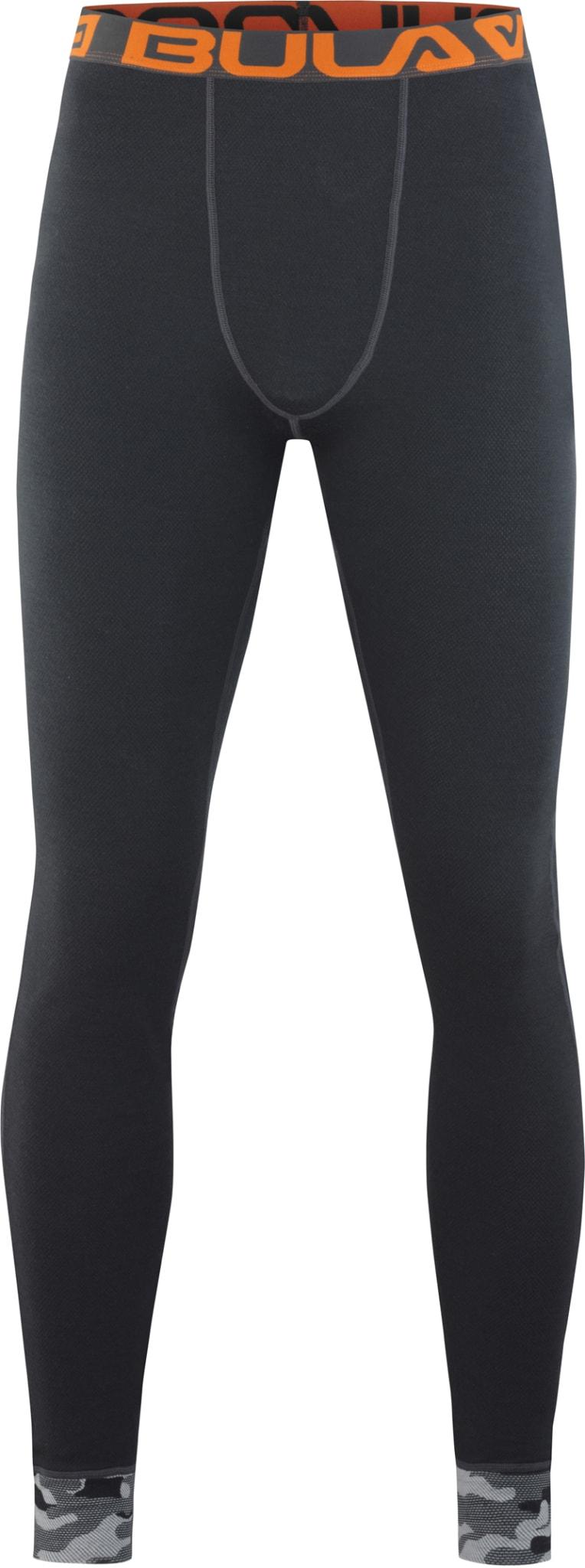 Camo Merino Solid Wool Pants