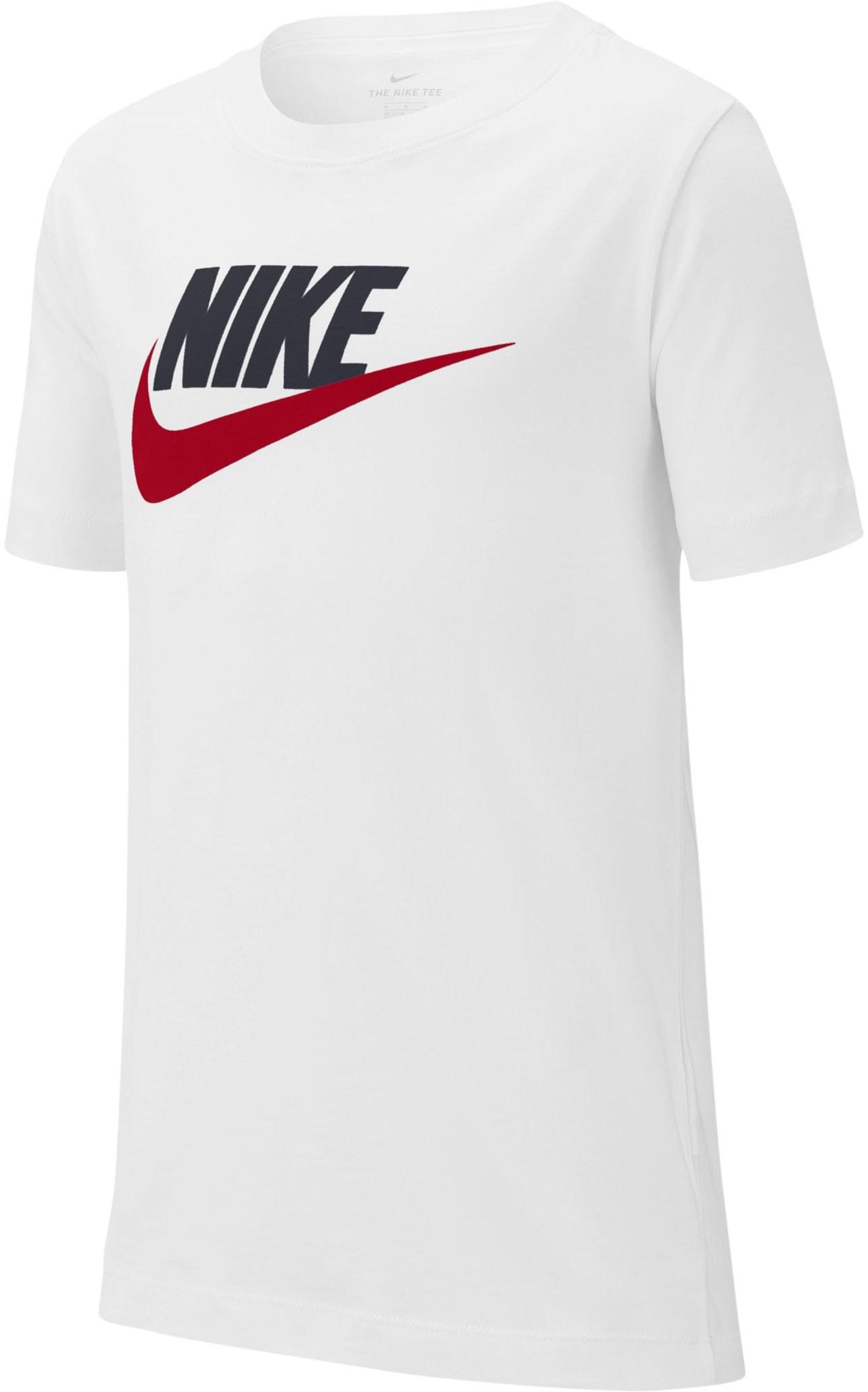 Sportswear Cotton T-Shirt Big Kids'