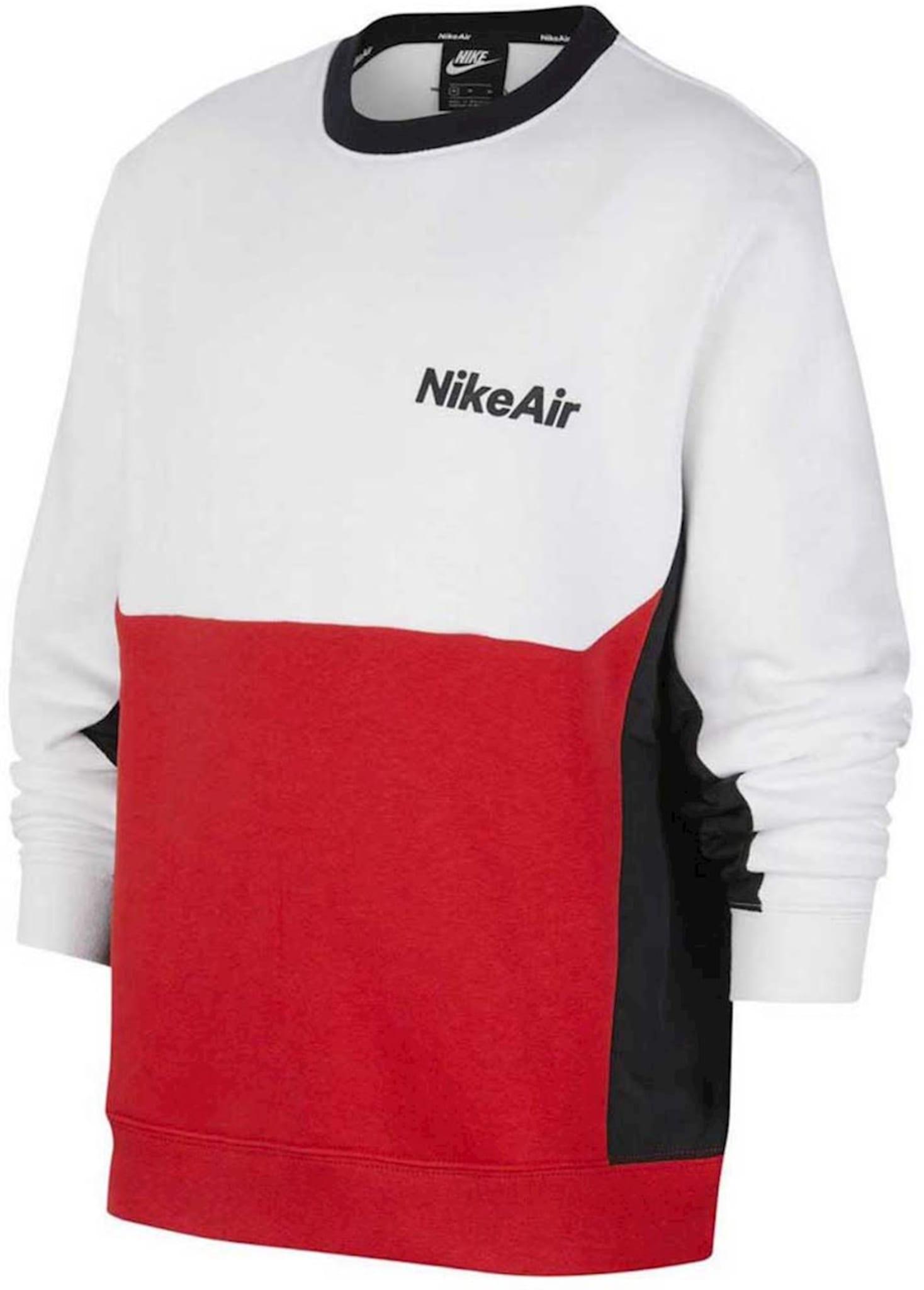 Nike Air Big Kids' Long Sleeve Crew
