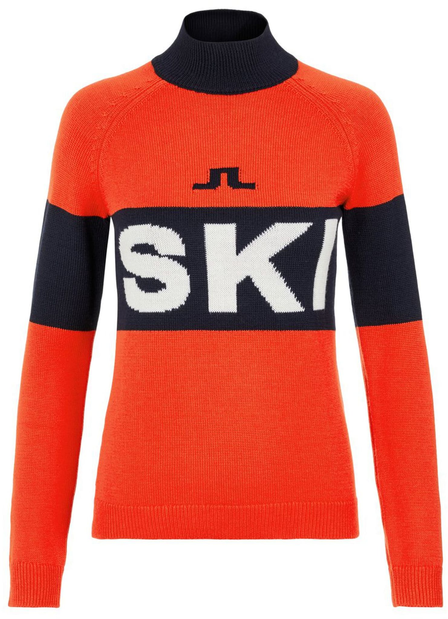 Alva Knitted Ski Sweater