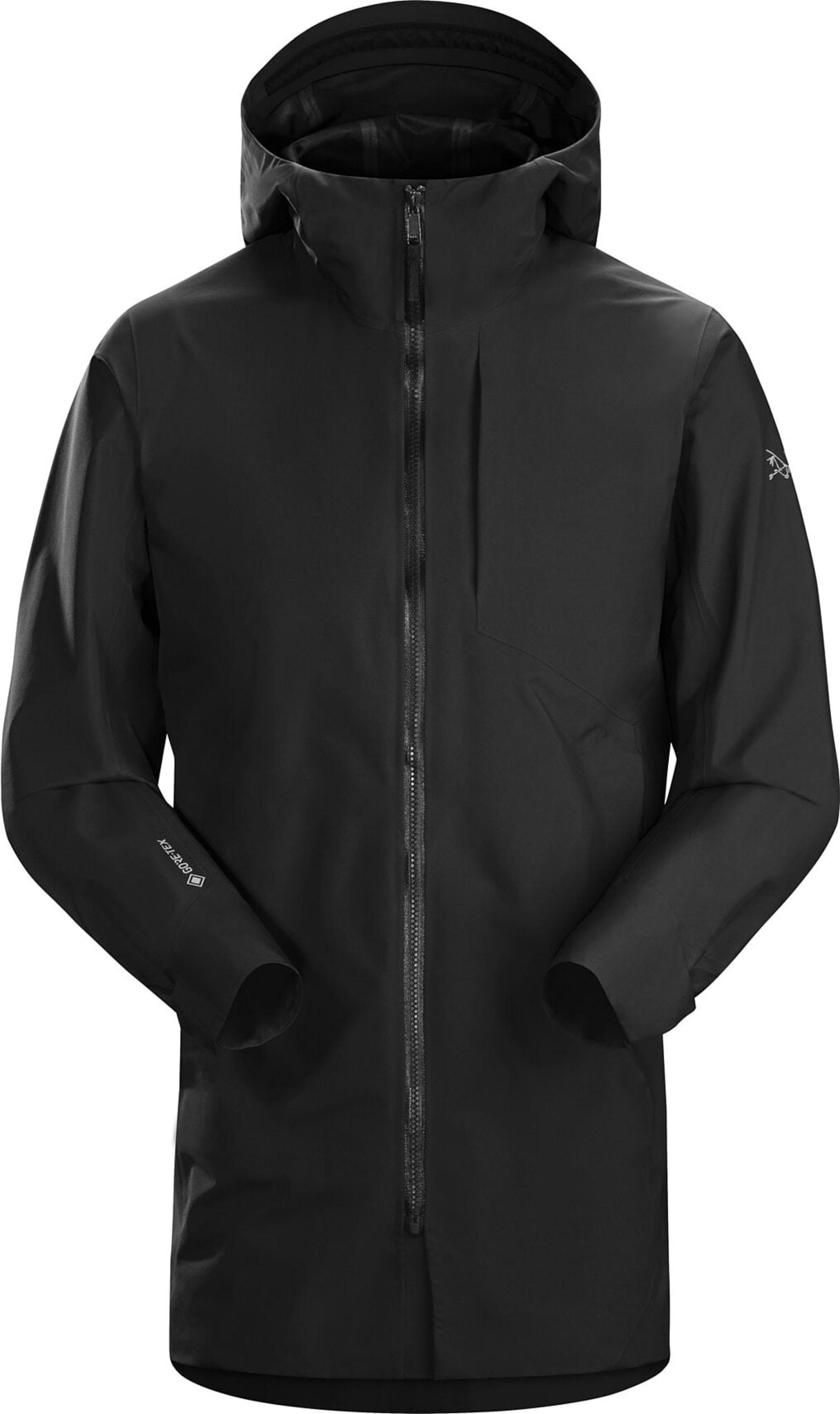 GORE-TEX-frakk med ren urban estetikk