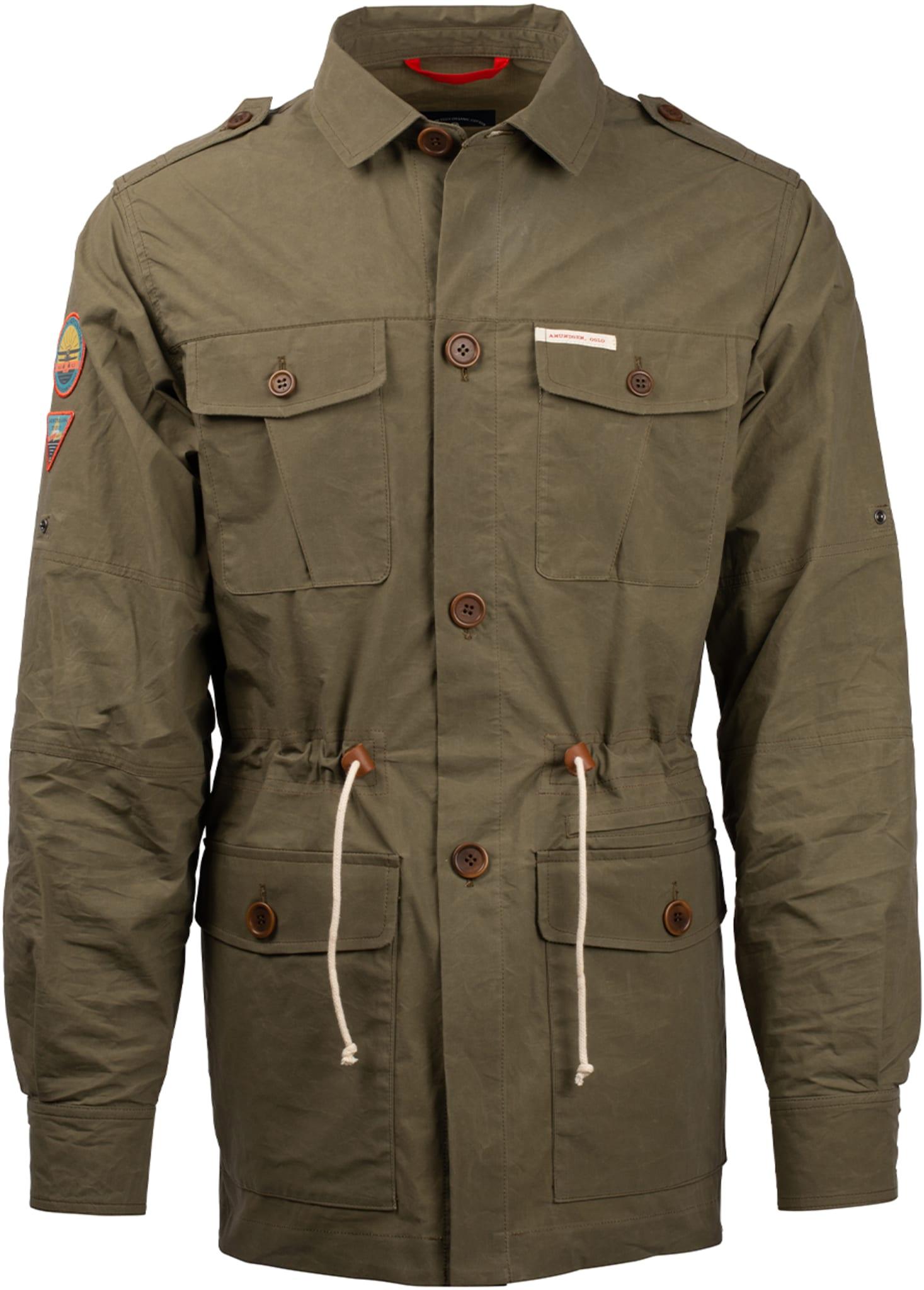 Safari Jacket Mens