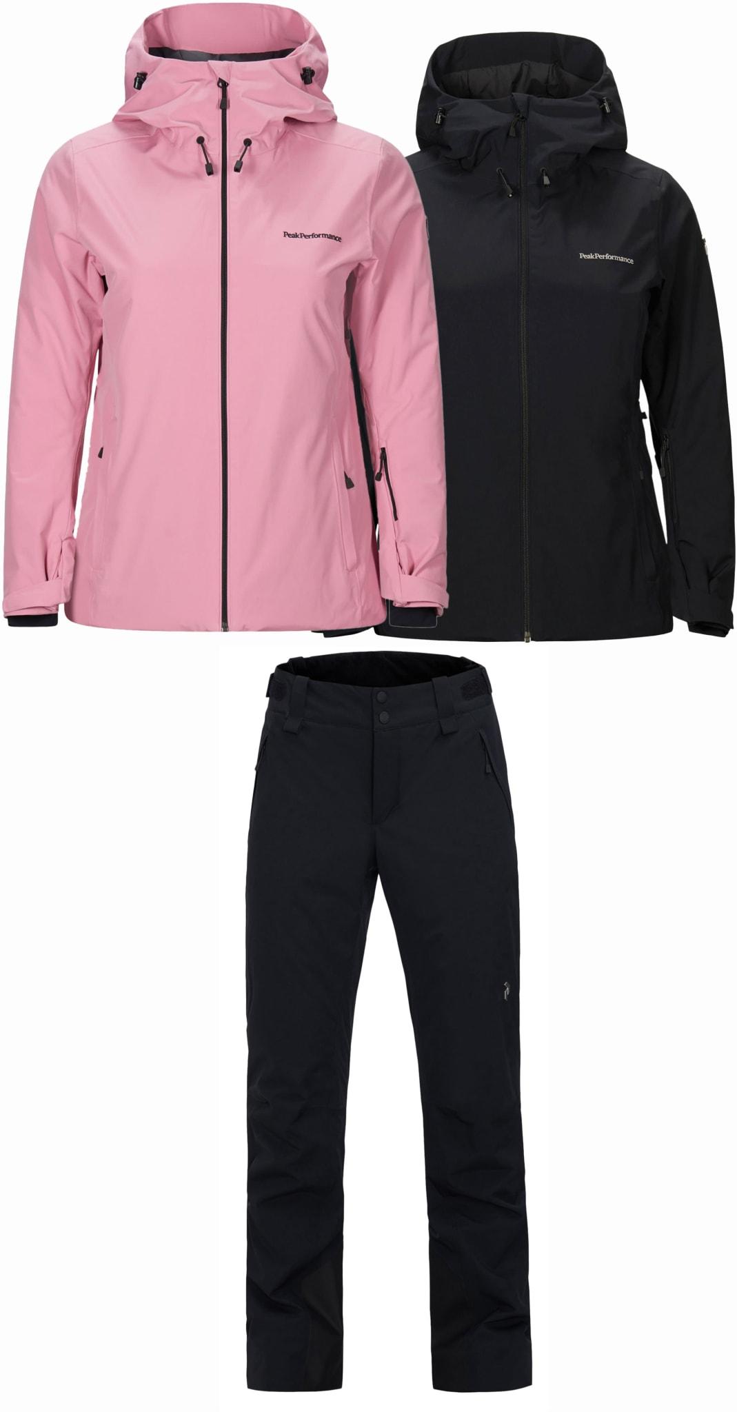 Anima Jacket + Pant