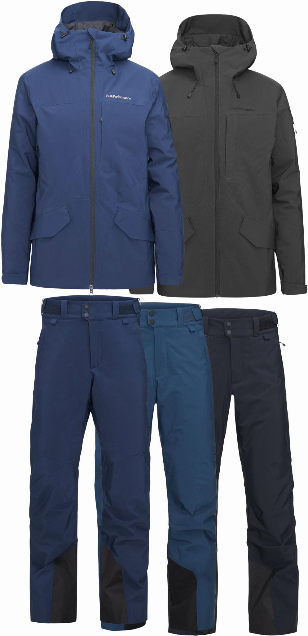 Maroon Long Jacket + Pant