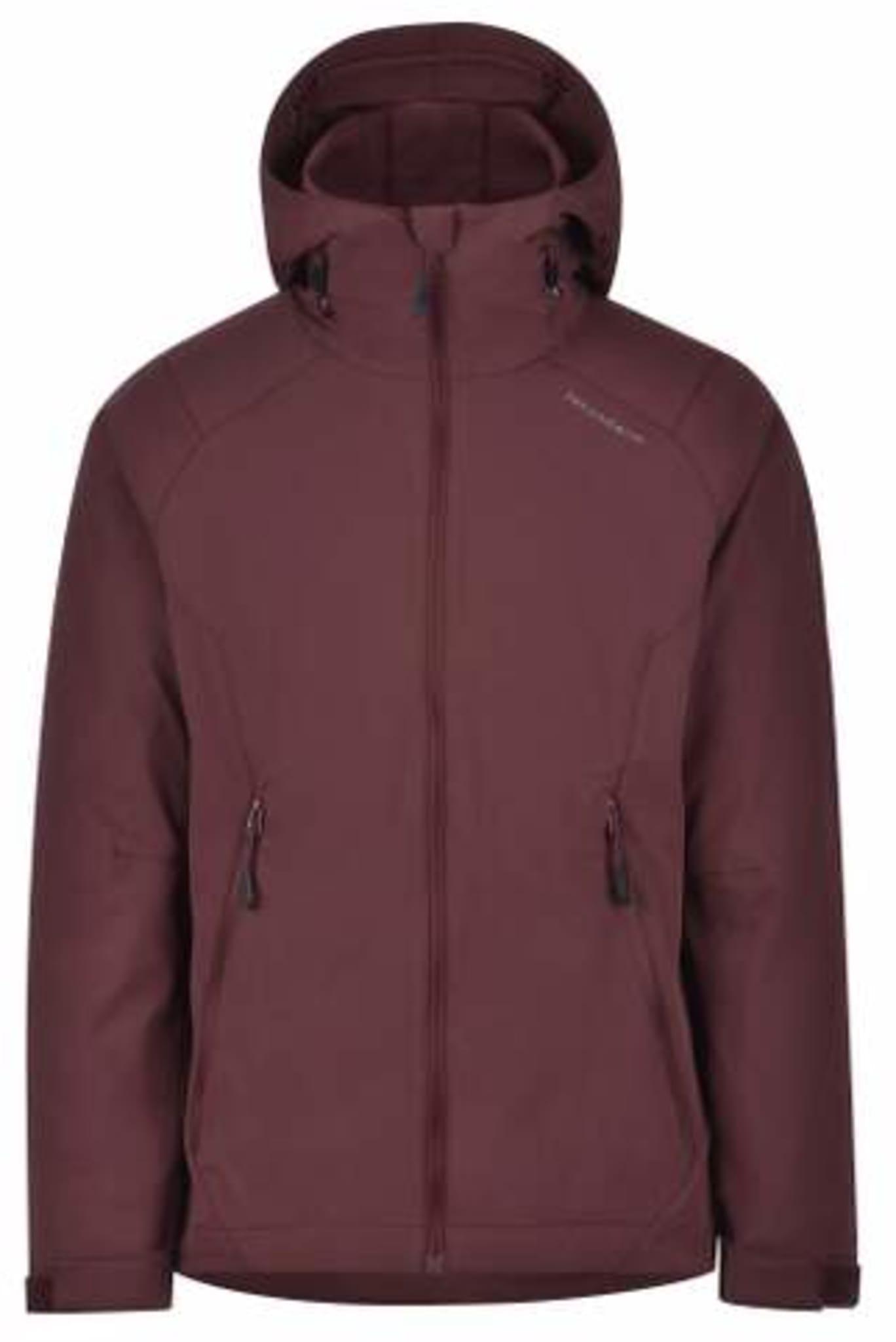 Vannavvisende jakke med komfortabel 4-veisstretch