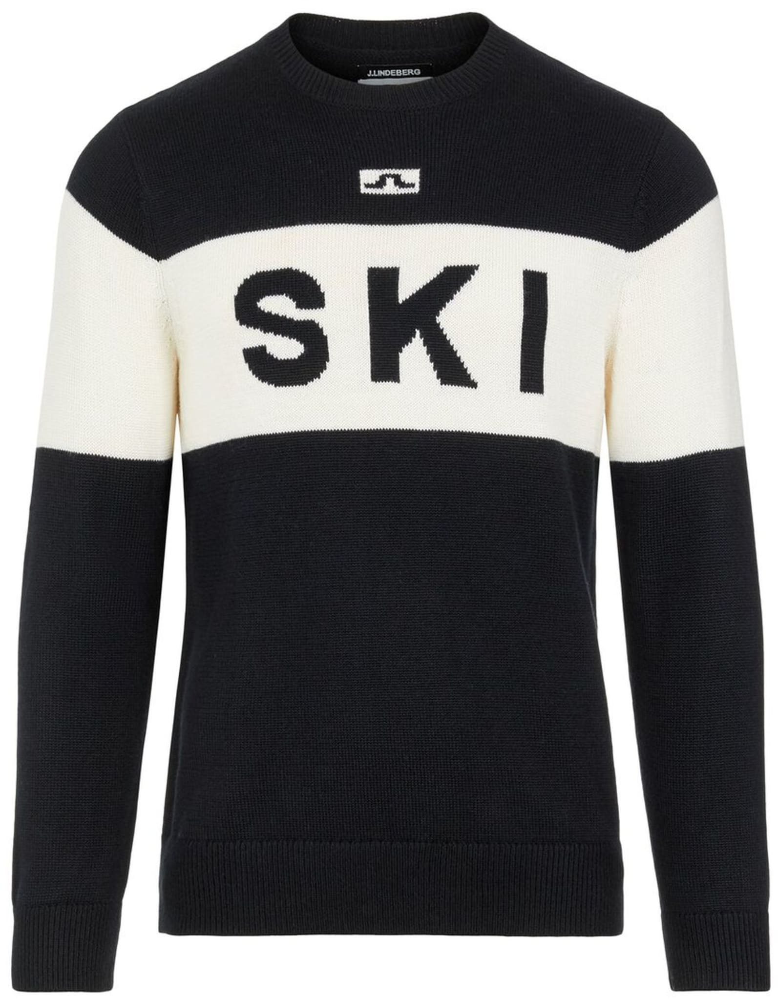 Ken Knitted Ski Sweater