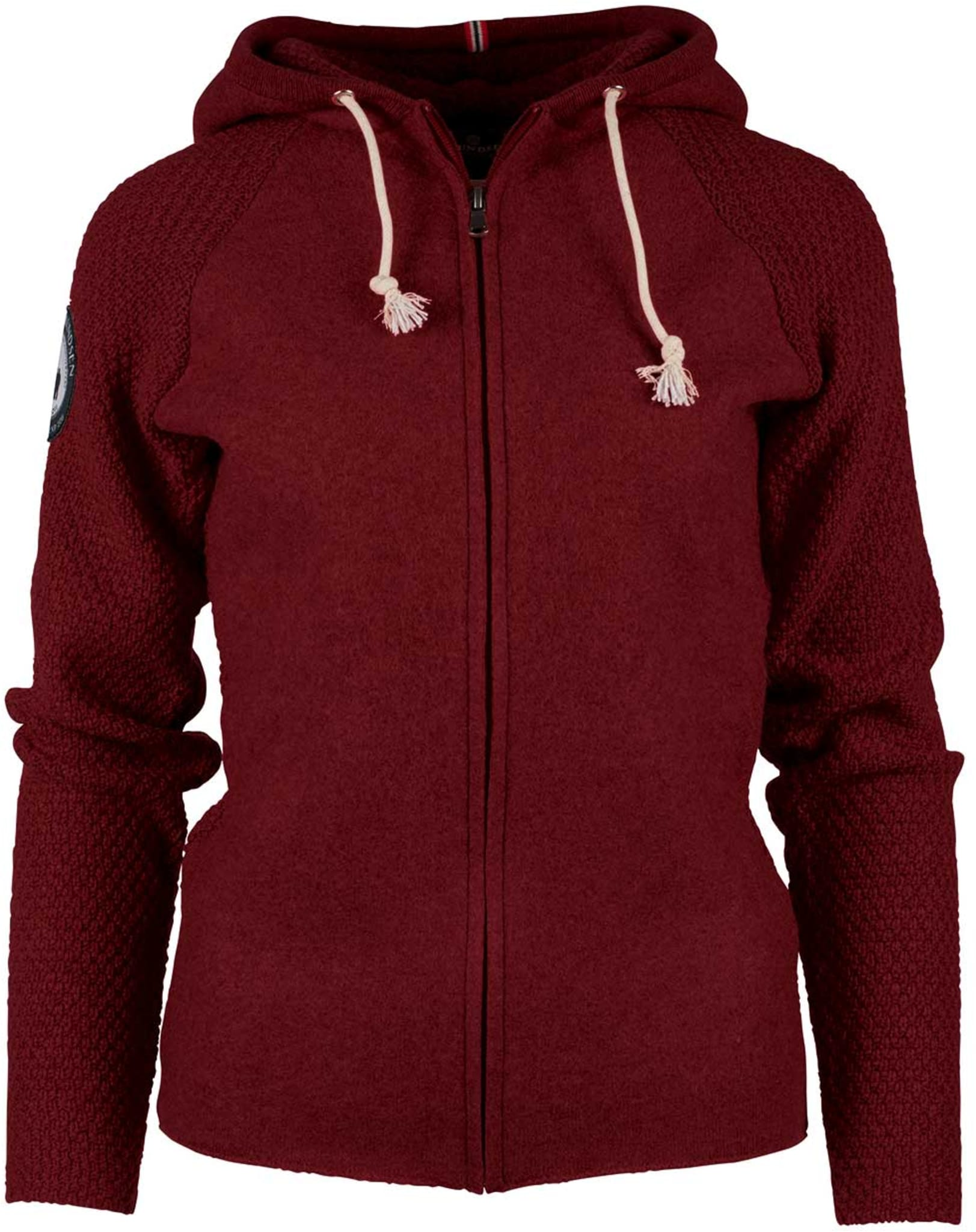 Boiled Hooded Jacket W