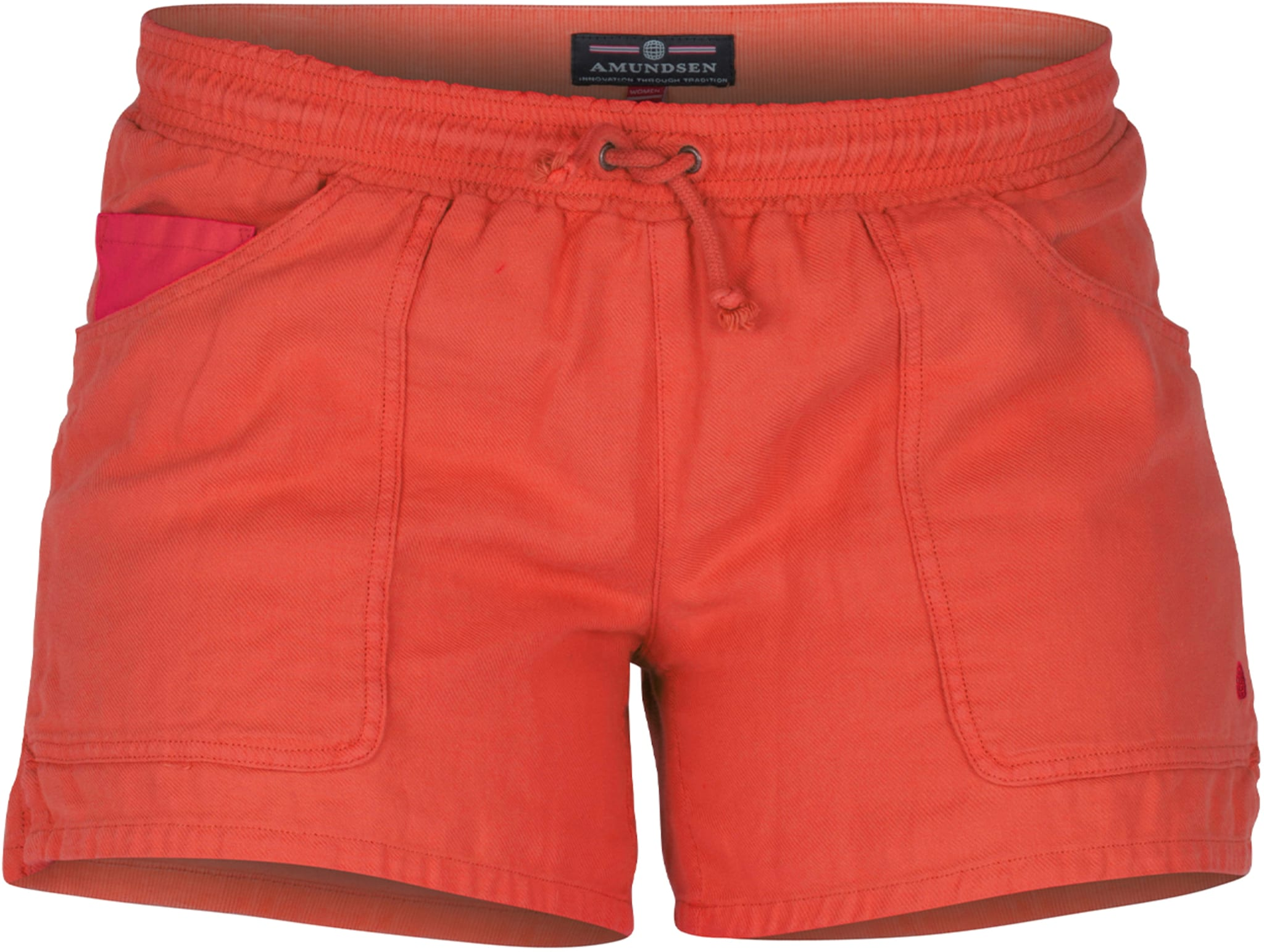 4incher Vagabond Shorts Garment Dyed Womens