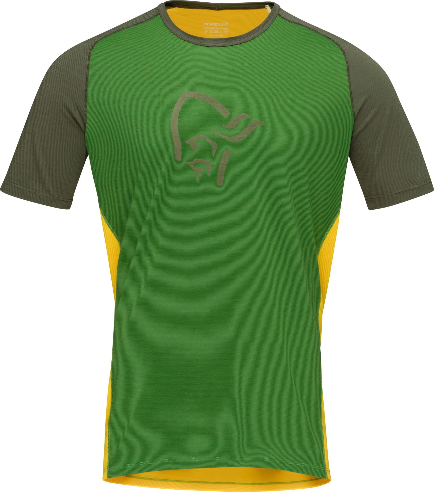 Fjørå Wool T-Shirt M