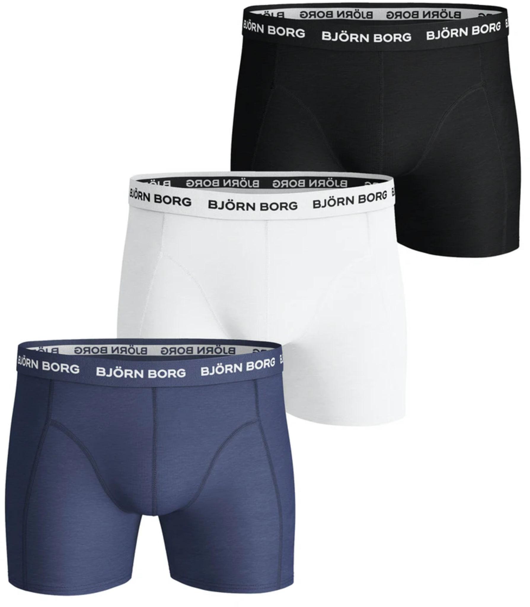 3pk Shorts Essential Sammy