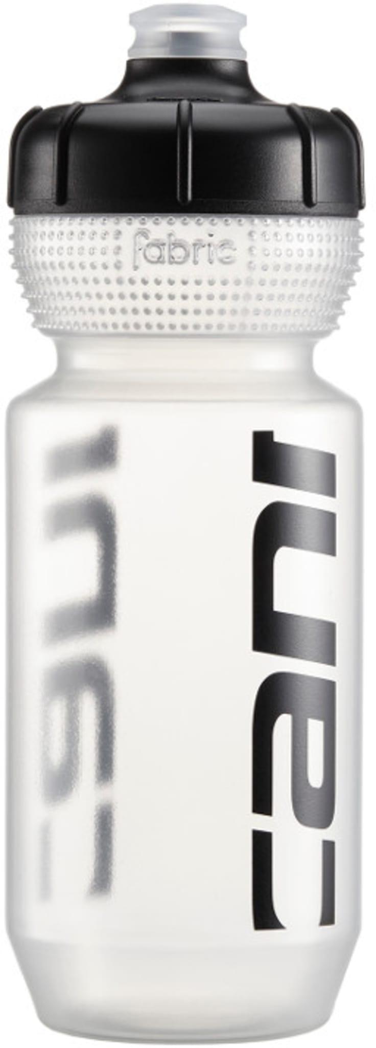 Logo Bottle