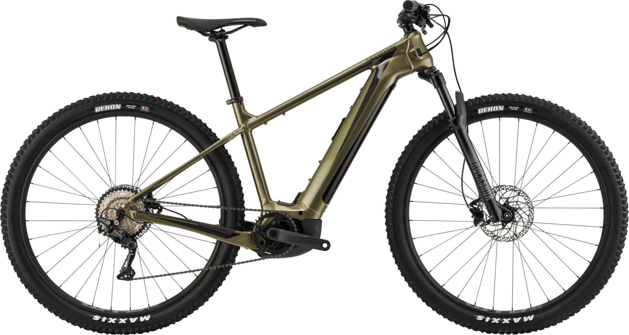 Perfekt el-sykkel for deg som vil sykle både på asfalt og i skogen