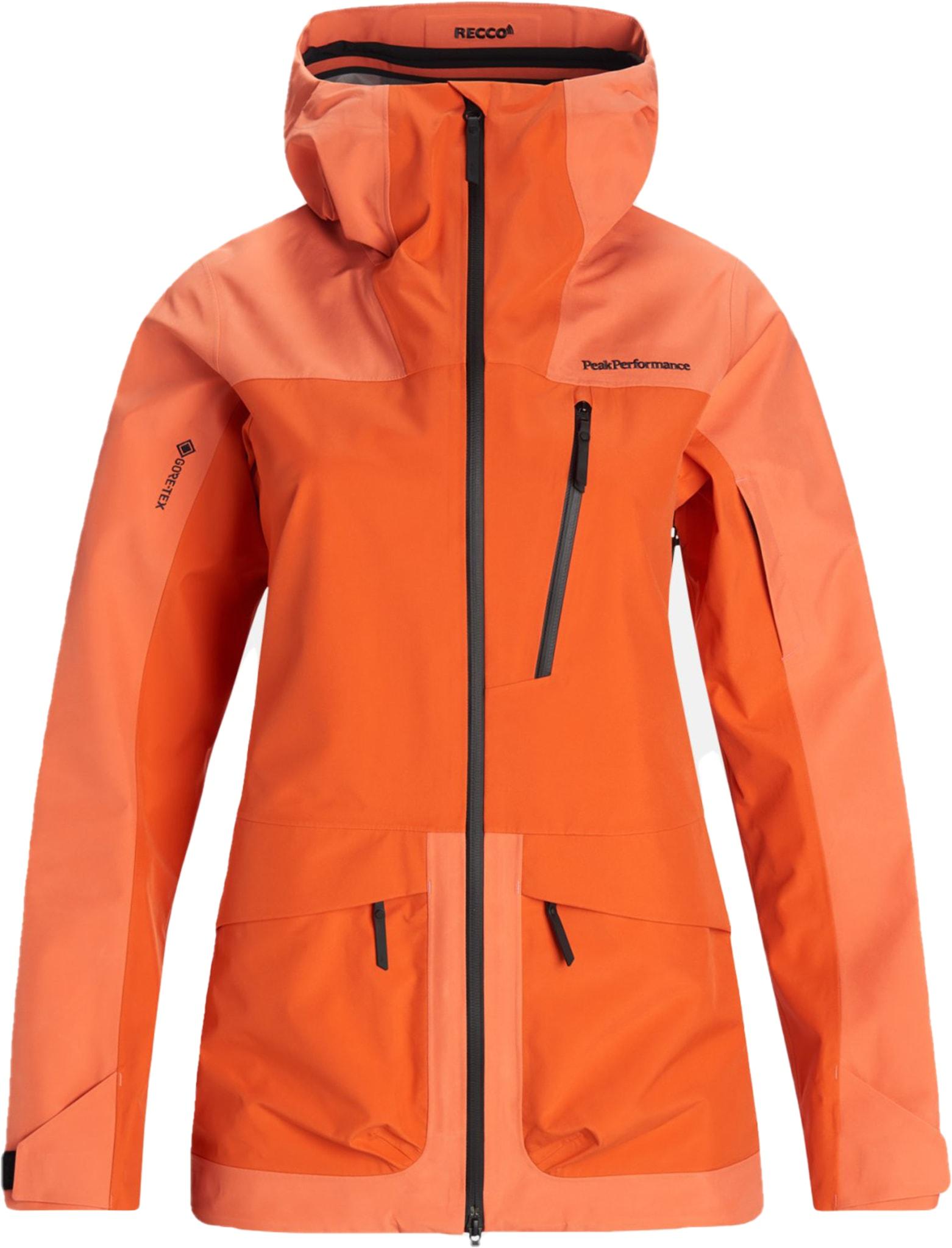 Skijakke med GORE-TEX 3L som gir maksimal beskyttelse mot vær og vind
