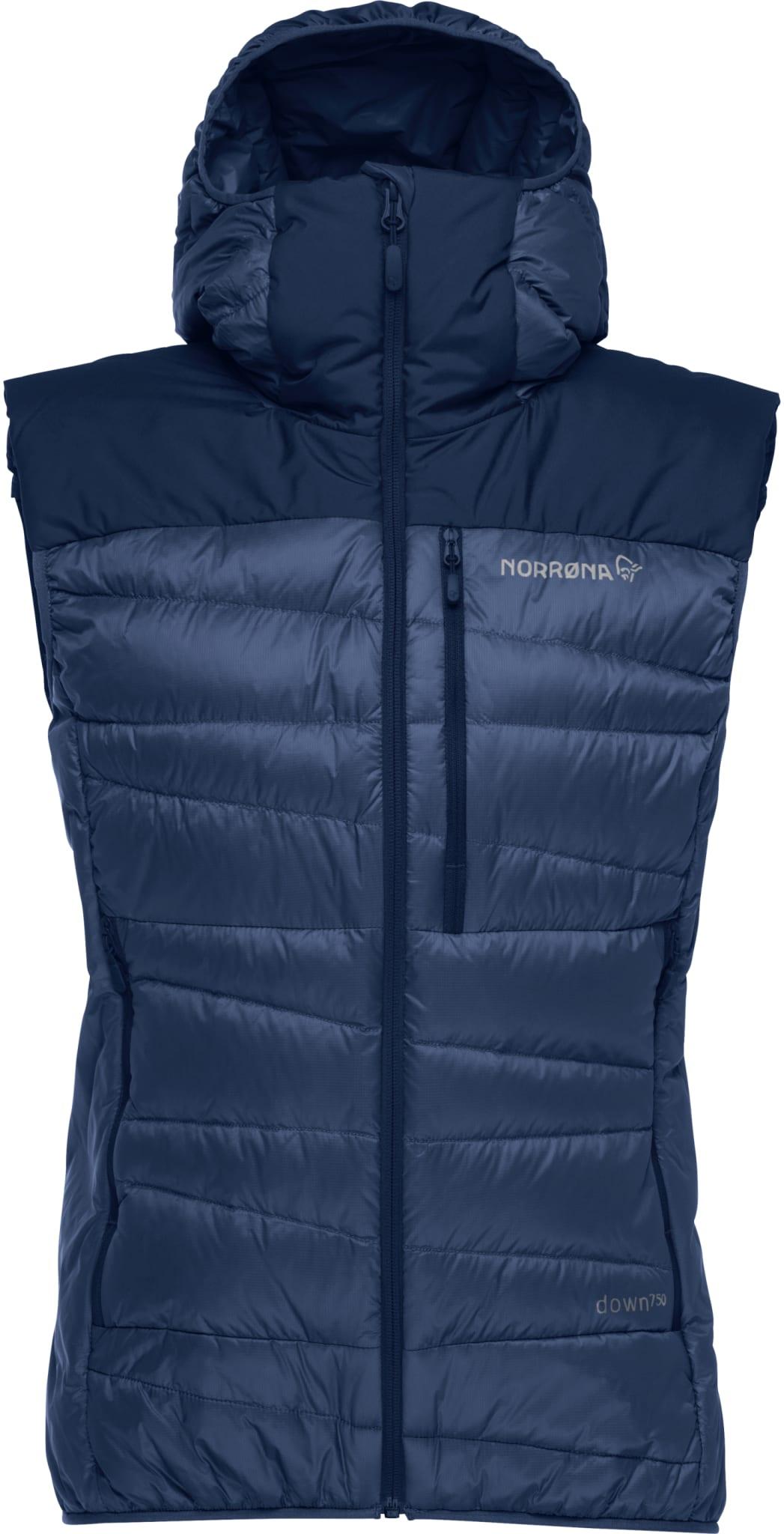 Falketind Down750 Vest W