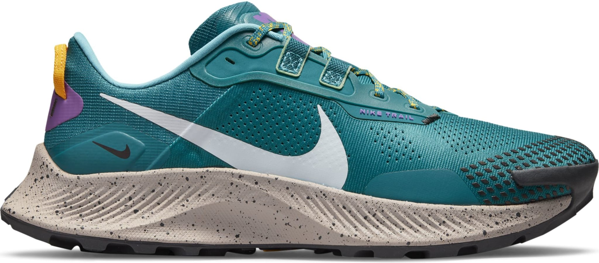 Slitesterk, stabil og komfortabel terrengløp-sko med godt grep