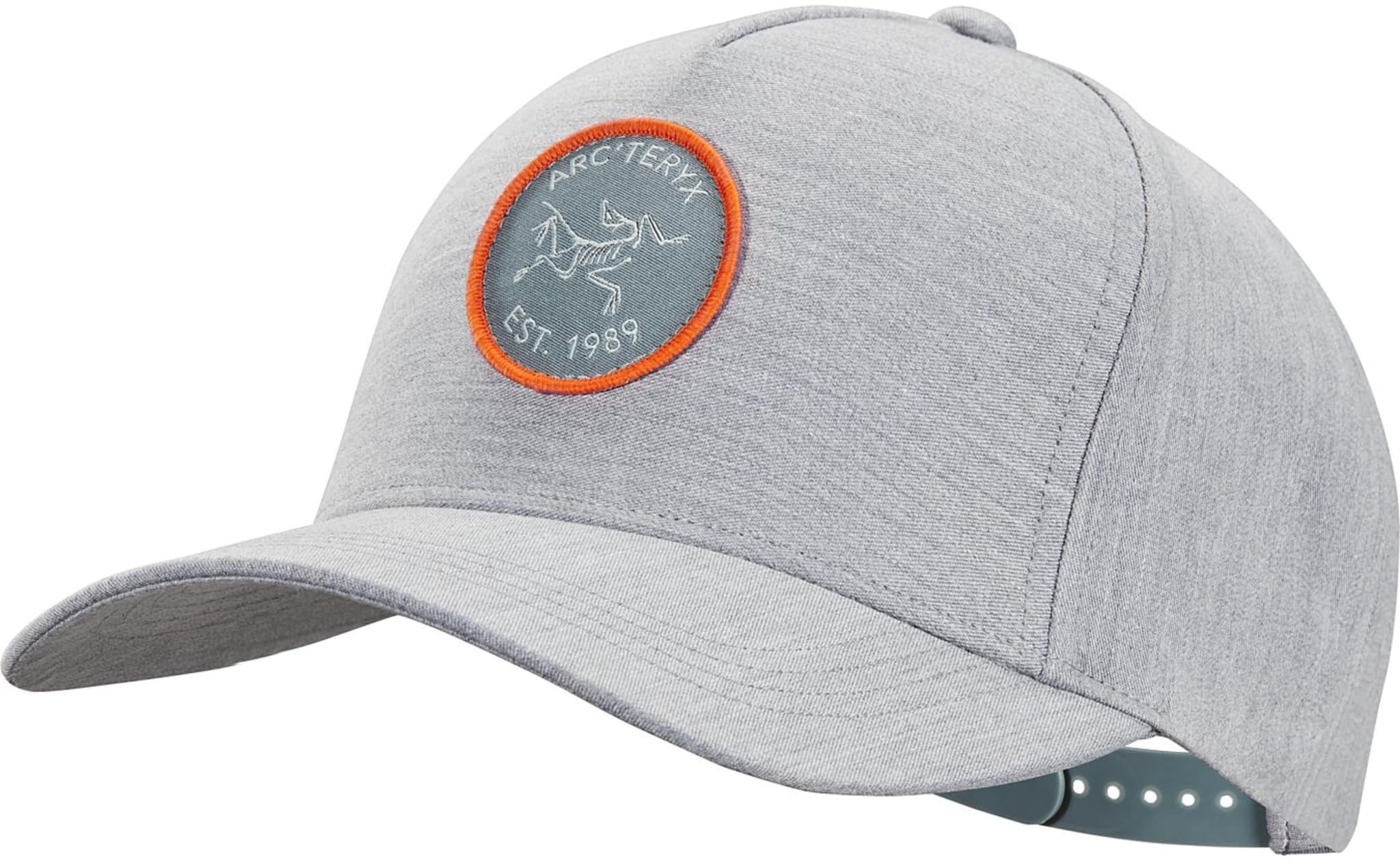 Klassisk caps i bomull- og polyesterblanding