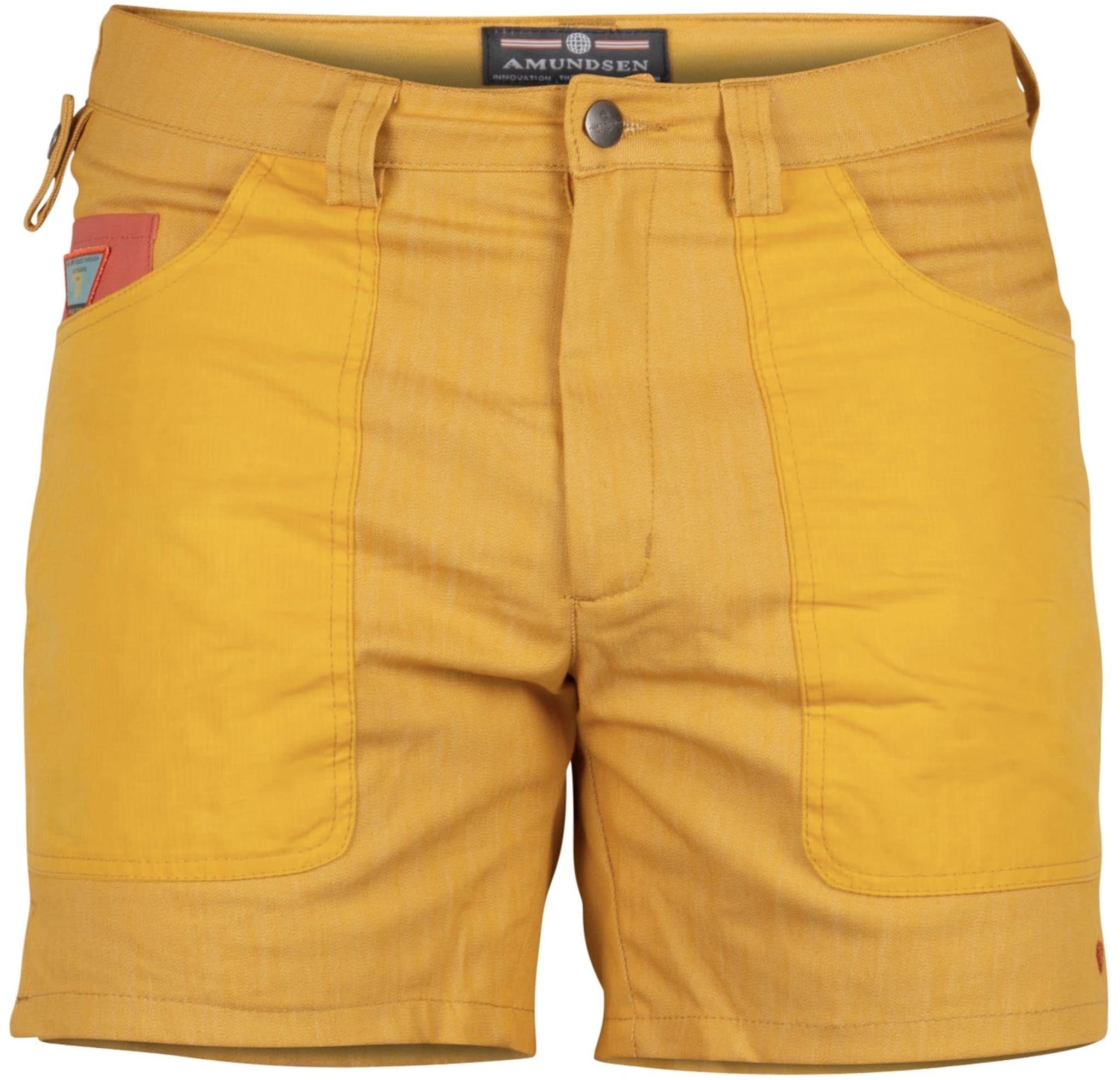 6Incher Denim Shorts M
