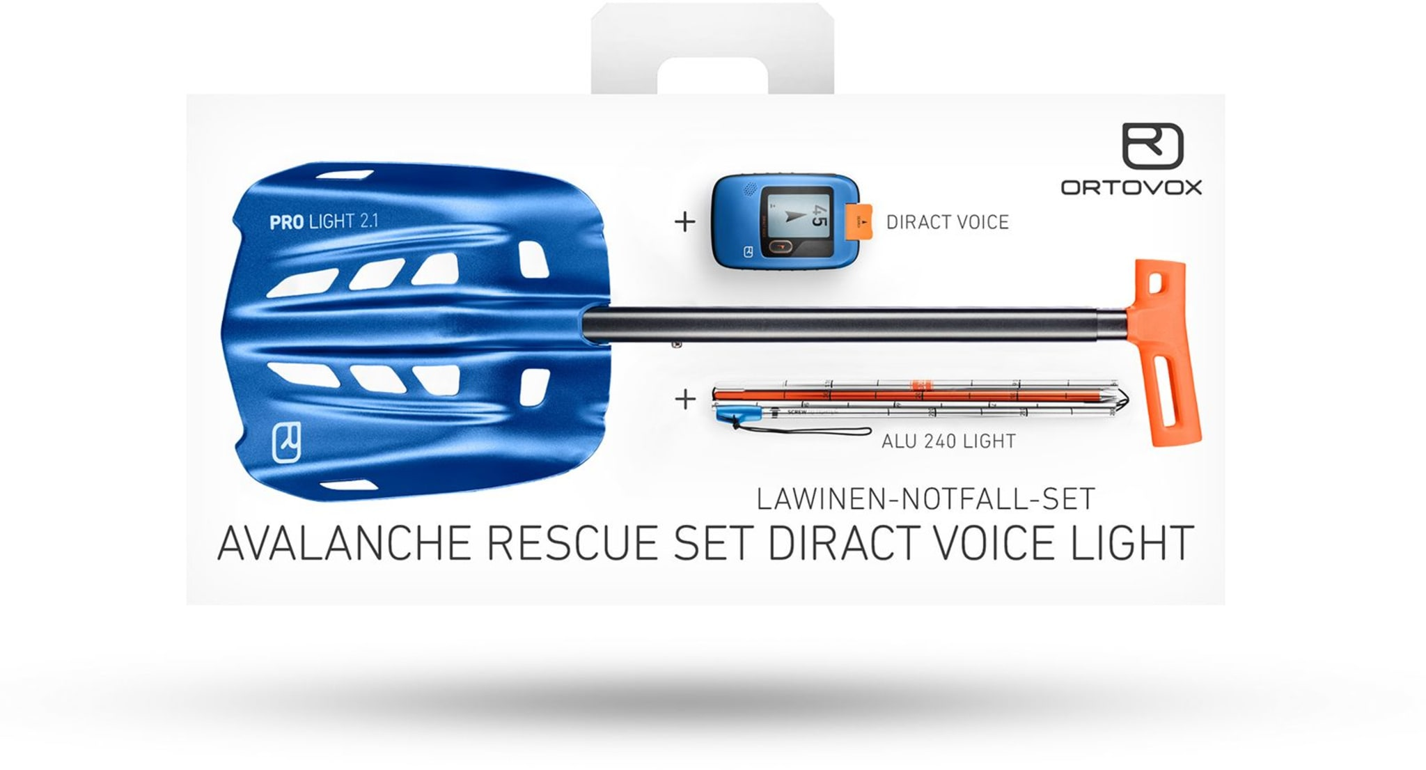 Rescue Set Diract Voice Light