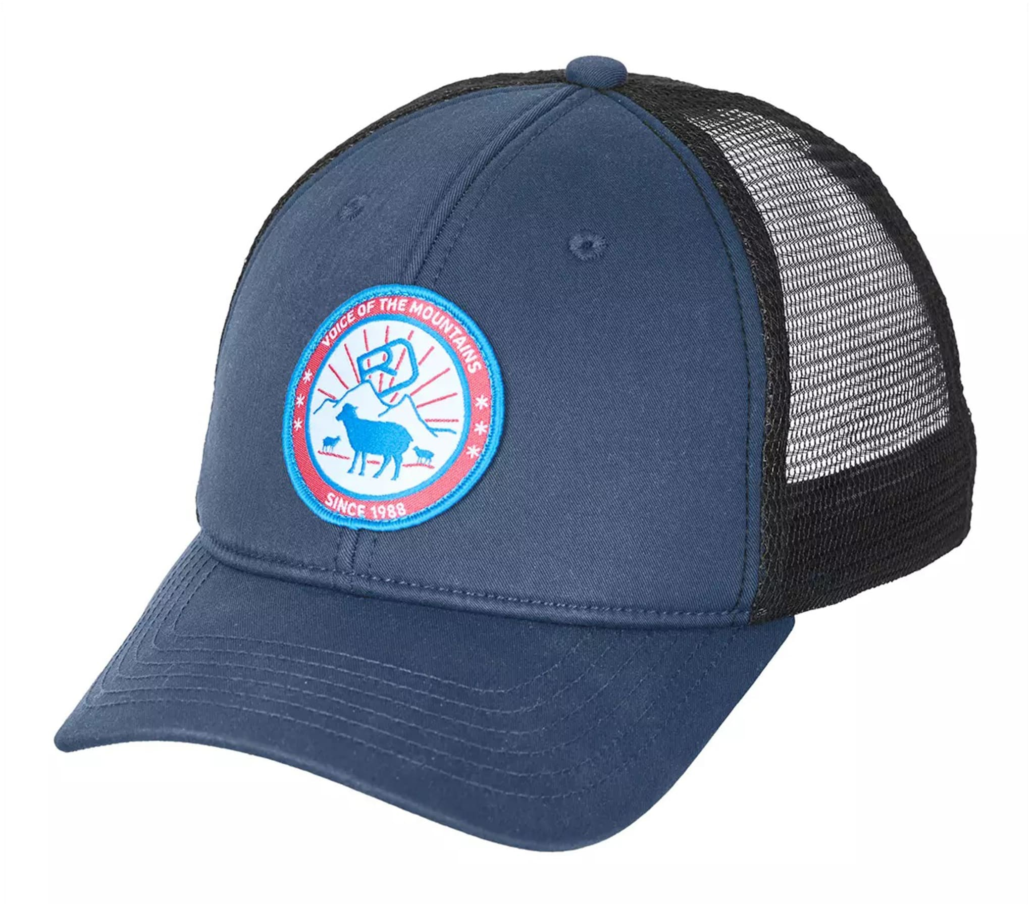 Stay in Sheep Trucker Cap