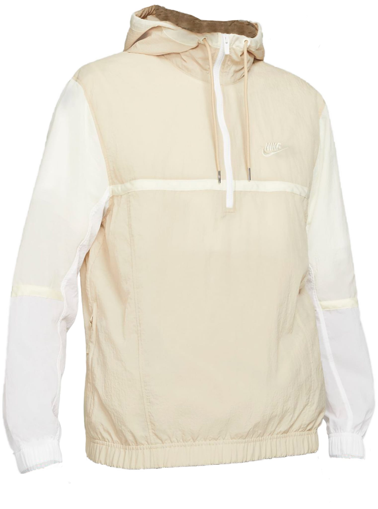 Hooded Unlined Woven Jacket M