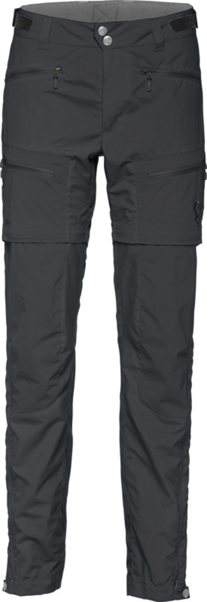 Friluftsbukse og shorts i ett