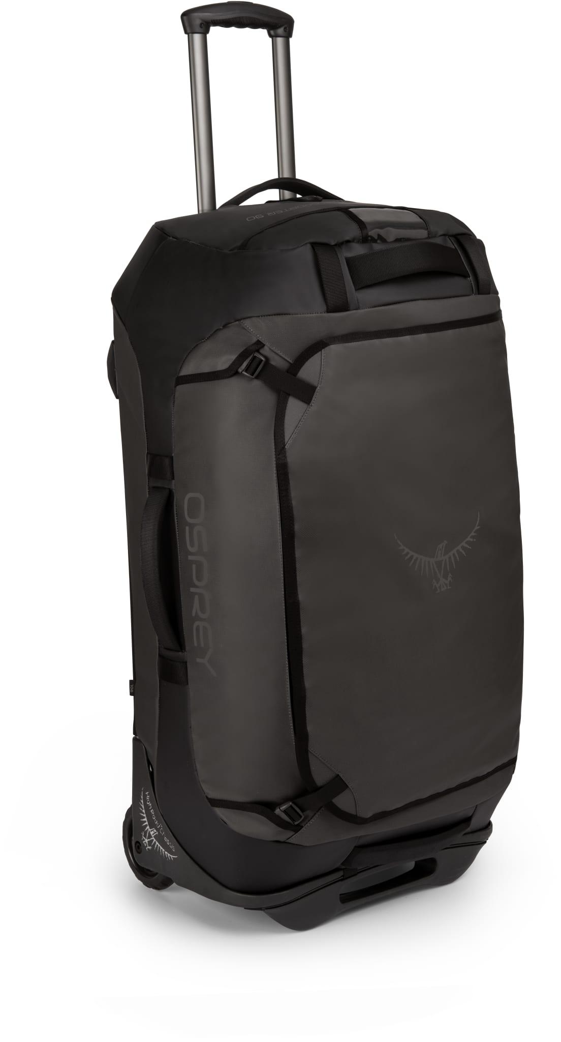 90 liter rullende reisebag, klar for eventyr!