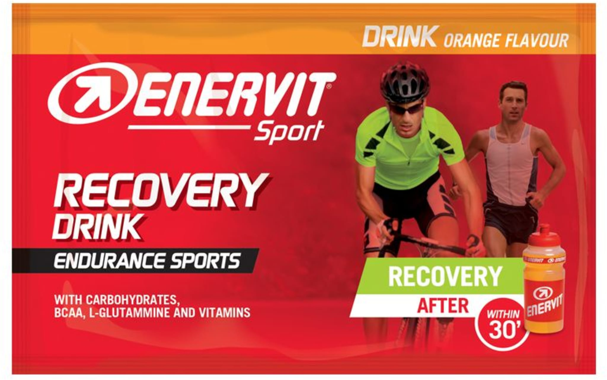 Sporty Recovery Drink 50g