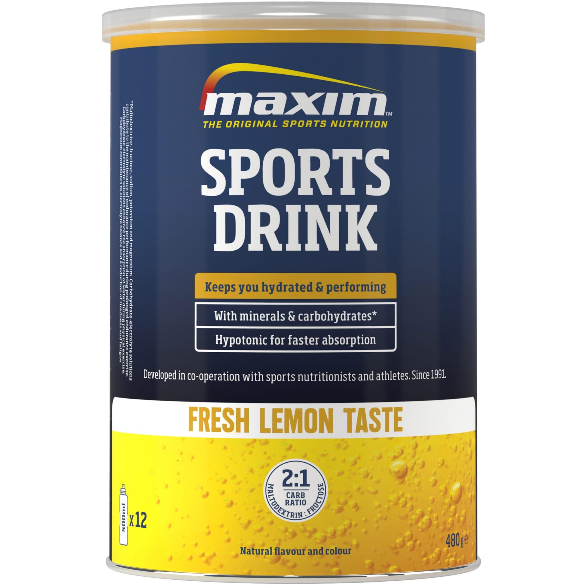Sports Drink 480g
