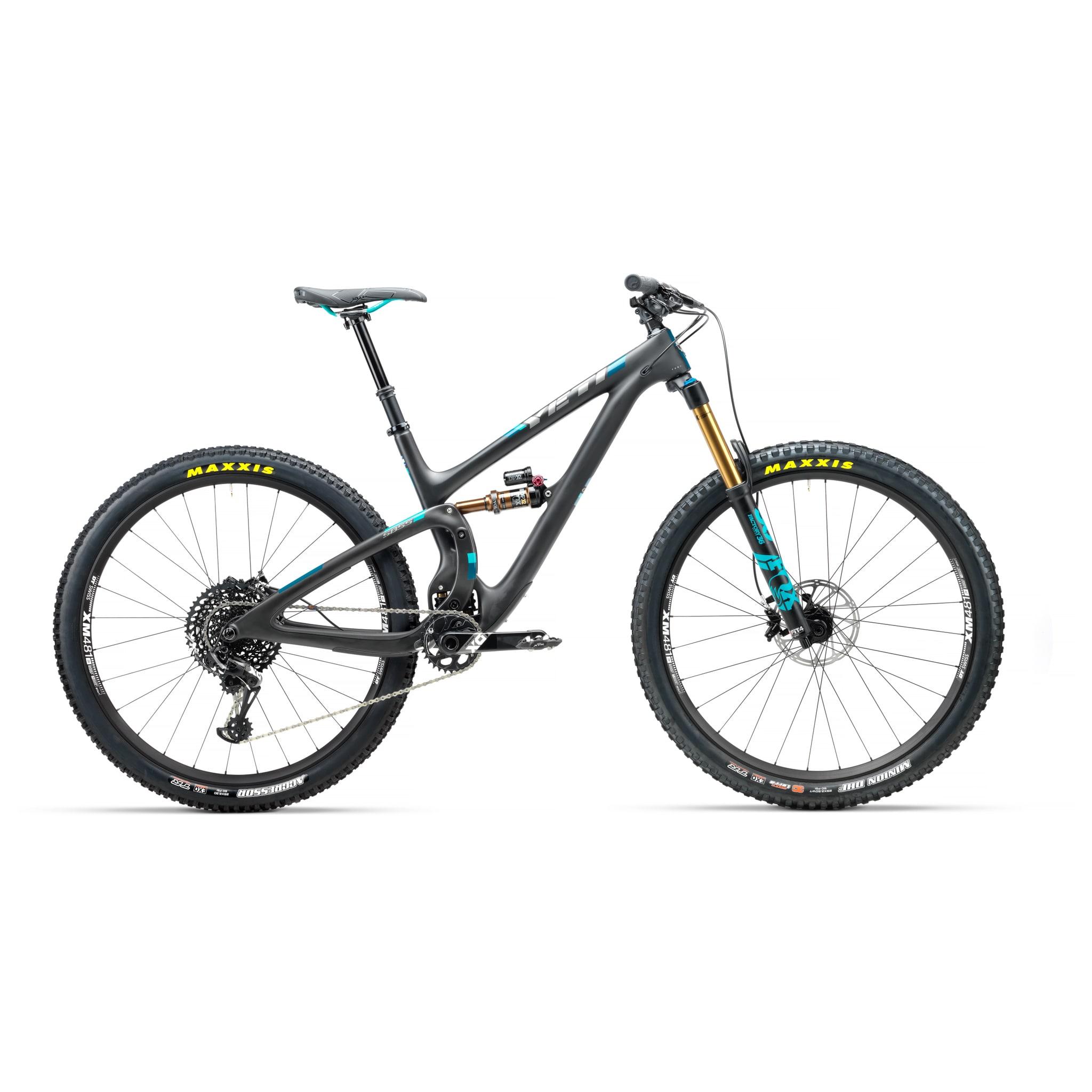 2018 SB55 Turq X01 Eagle
