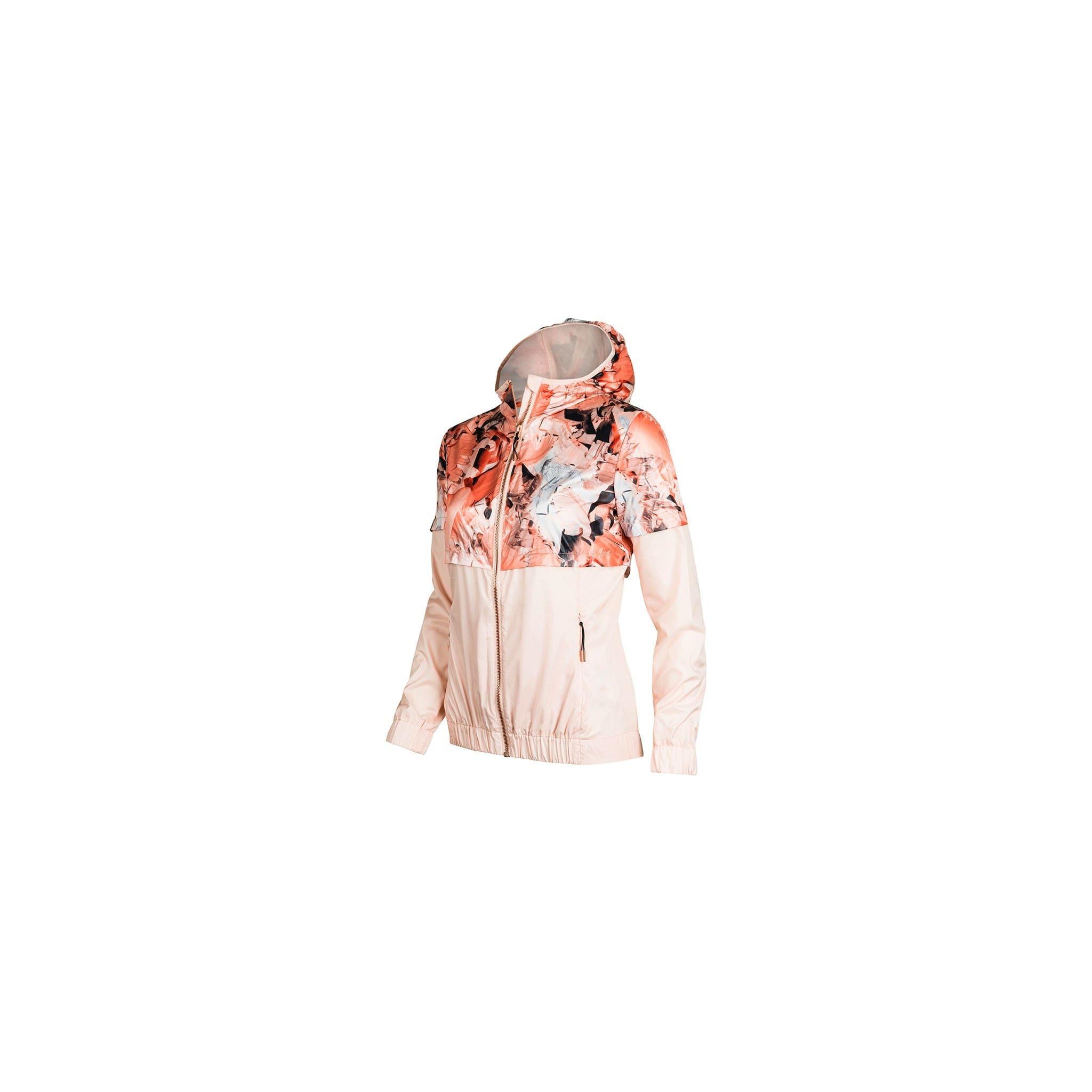 Lett, funksjonell og feminin jakke