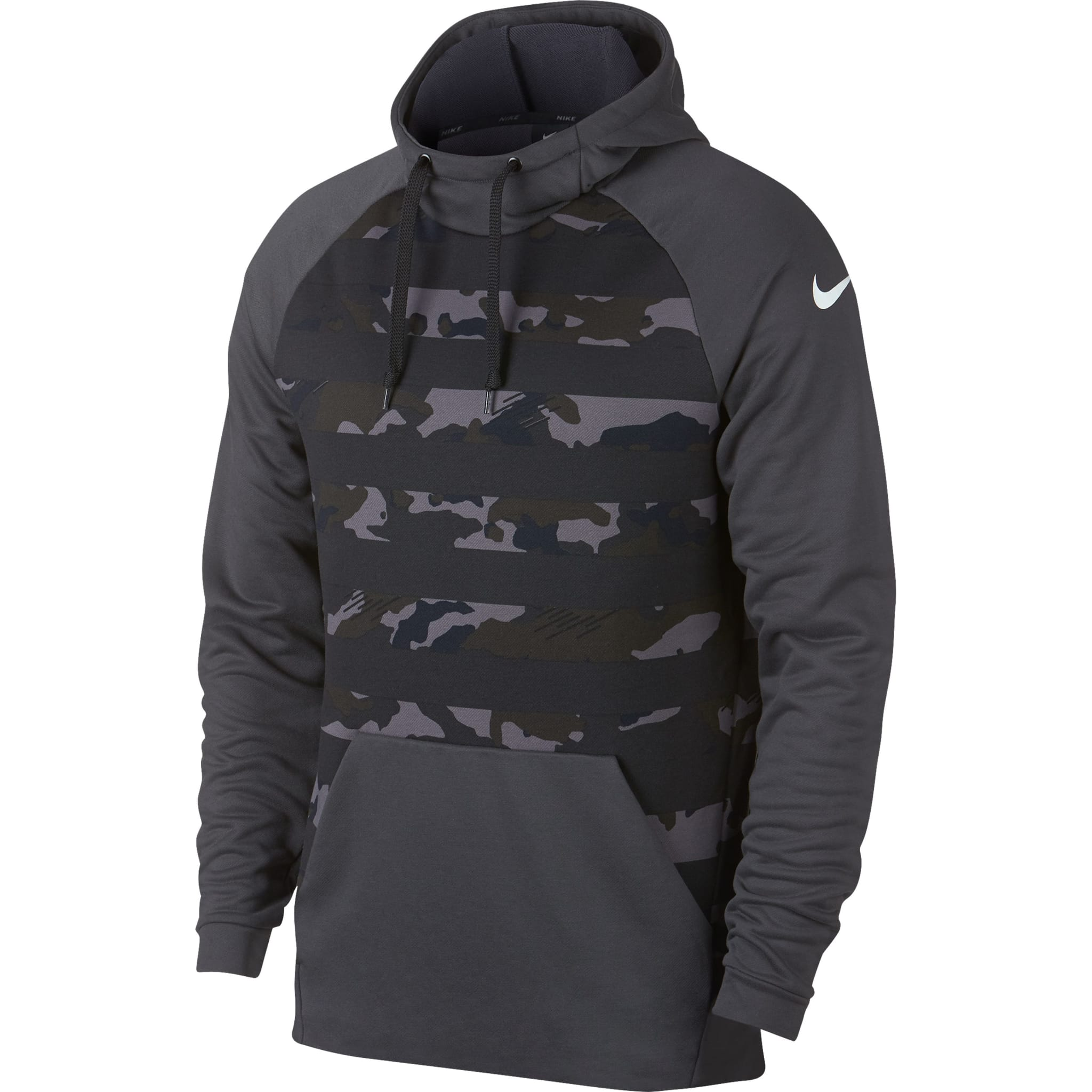 Dry Training Hoodie Fleece 2L Camo