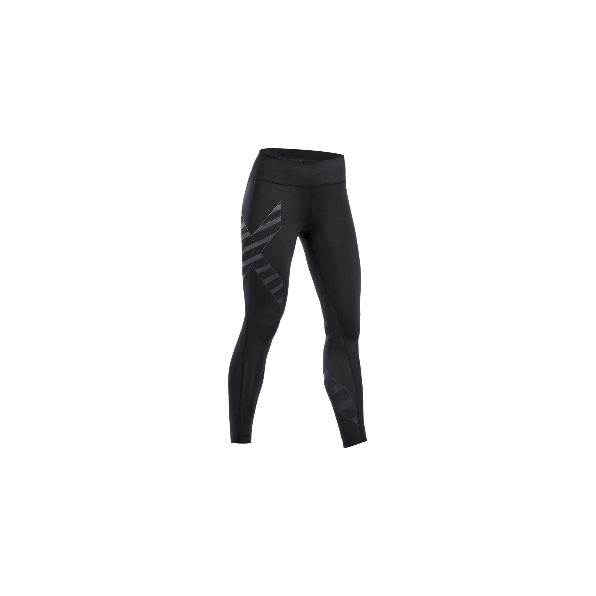 Bonded Mid-Rise Comp Tights W