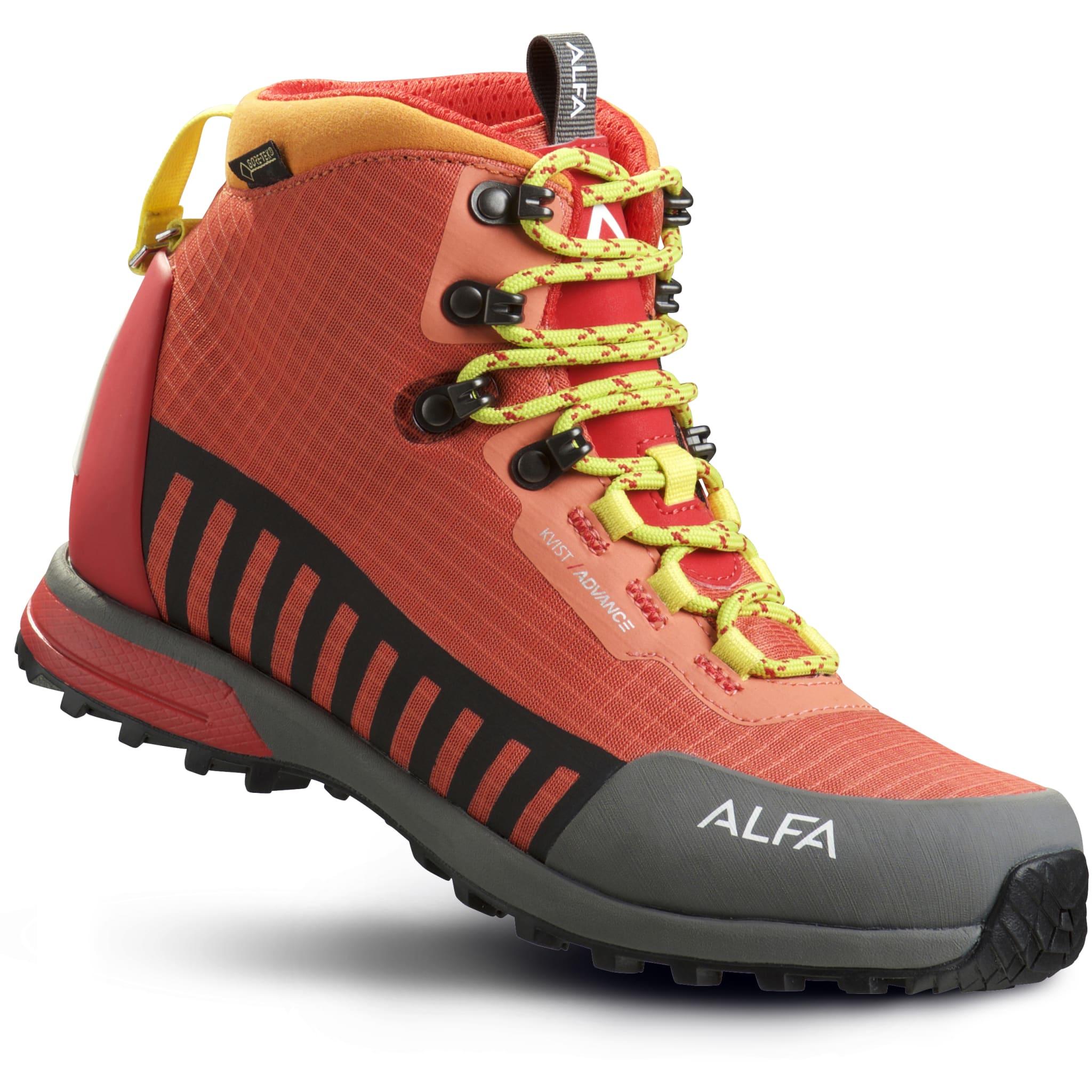 Svært komfortable GTX-støvler til blandet terreng