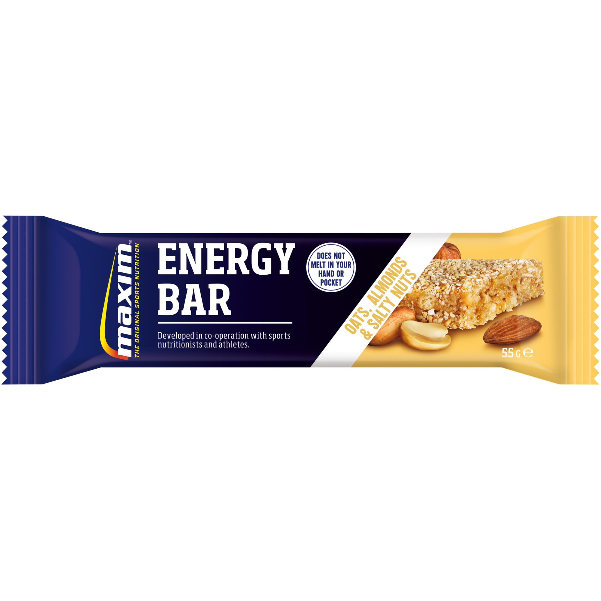 Energy Bar 55g Havre