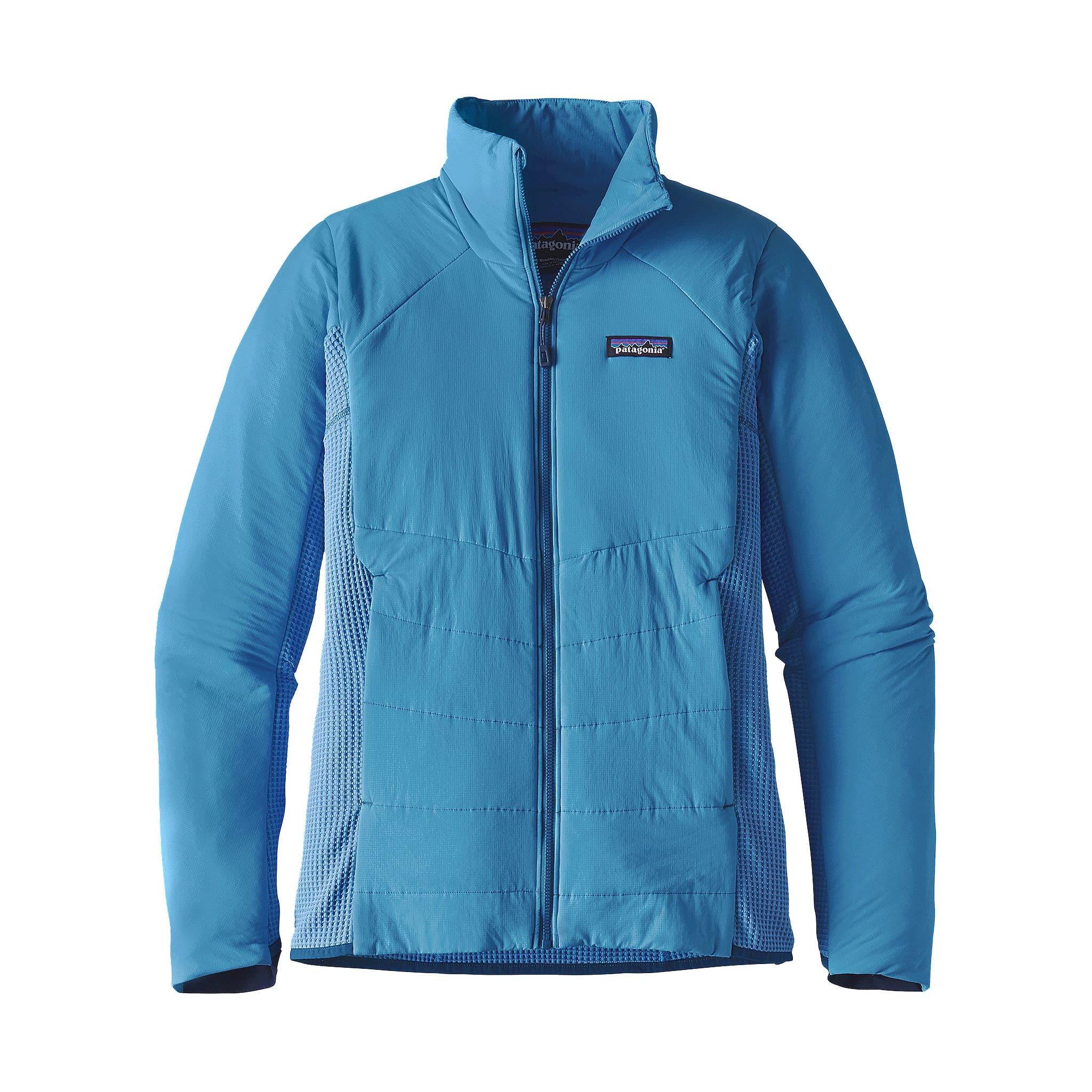 Varm, lett, stretchy og pustende jakke for aktive dager i kulda