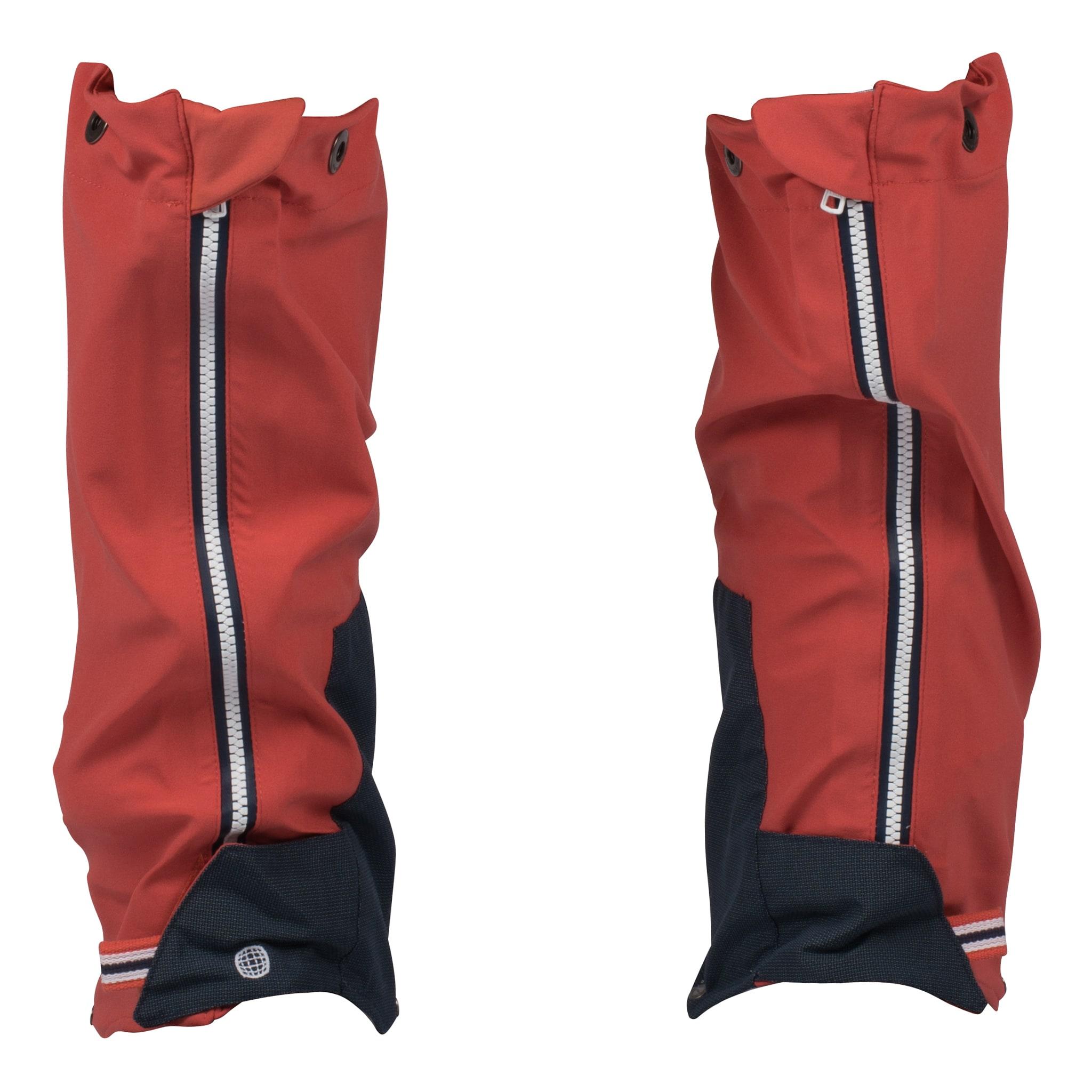 Vind- og vanntette gamasjer i softshell til skisko, ski touring-støvler og fjellstøvler