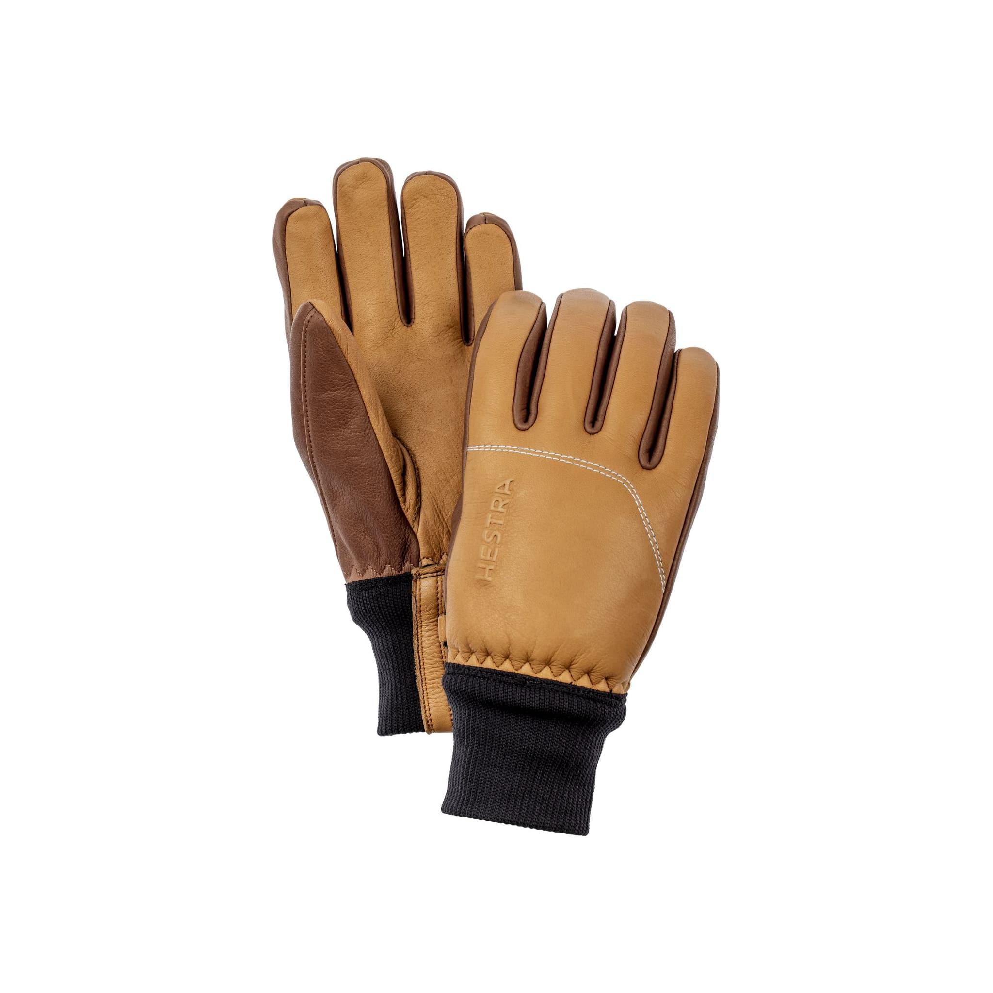Korte og smidige freeride-hansker