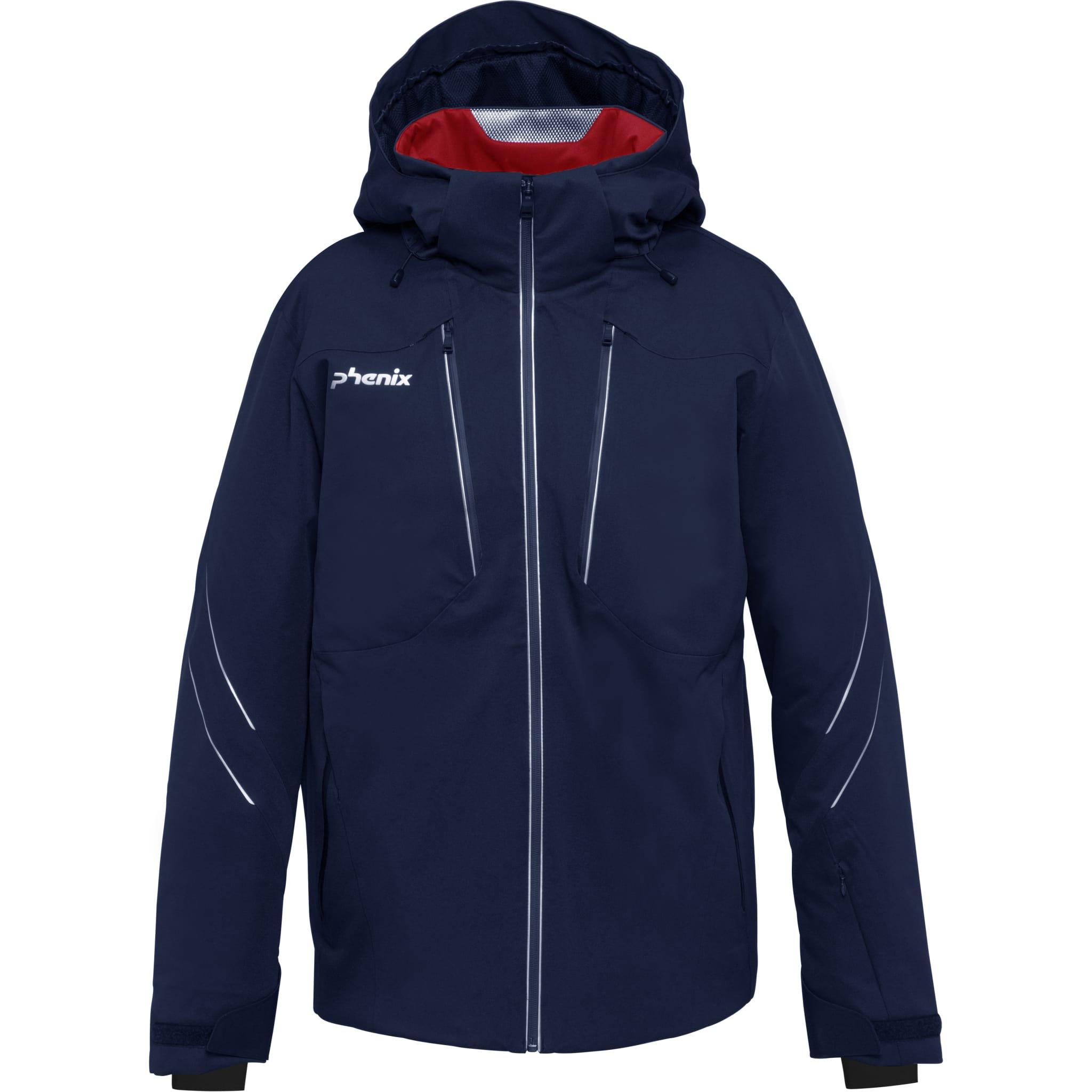 Alpin jakke som holder deg tørr og varm gjennom de kalde skidagene