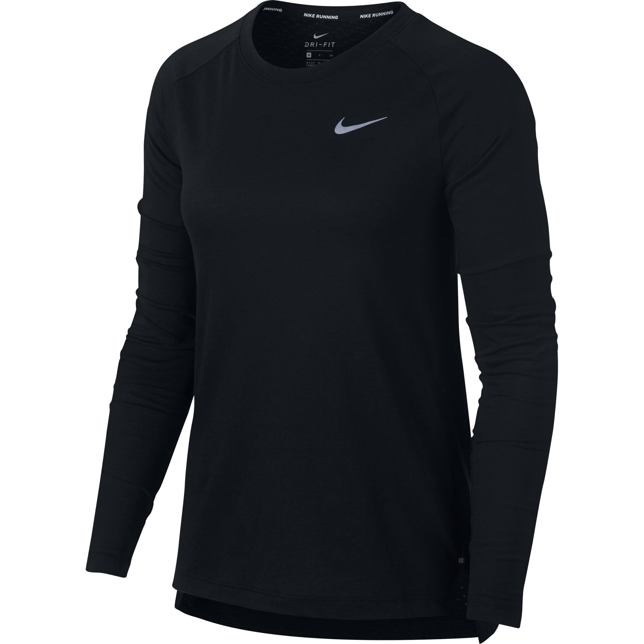Tailwind Long Sleeve Running Top W