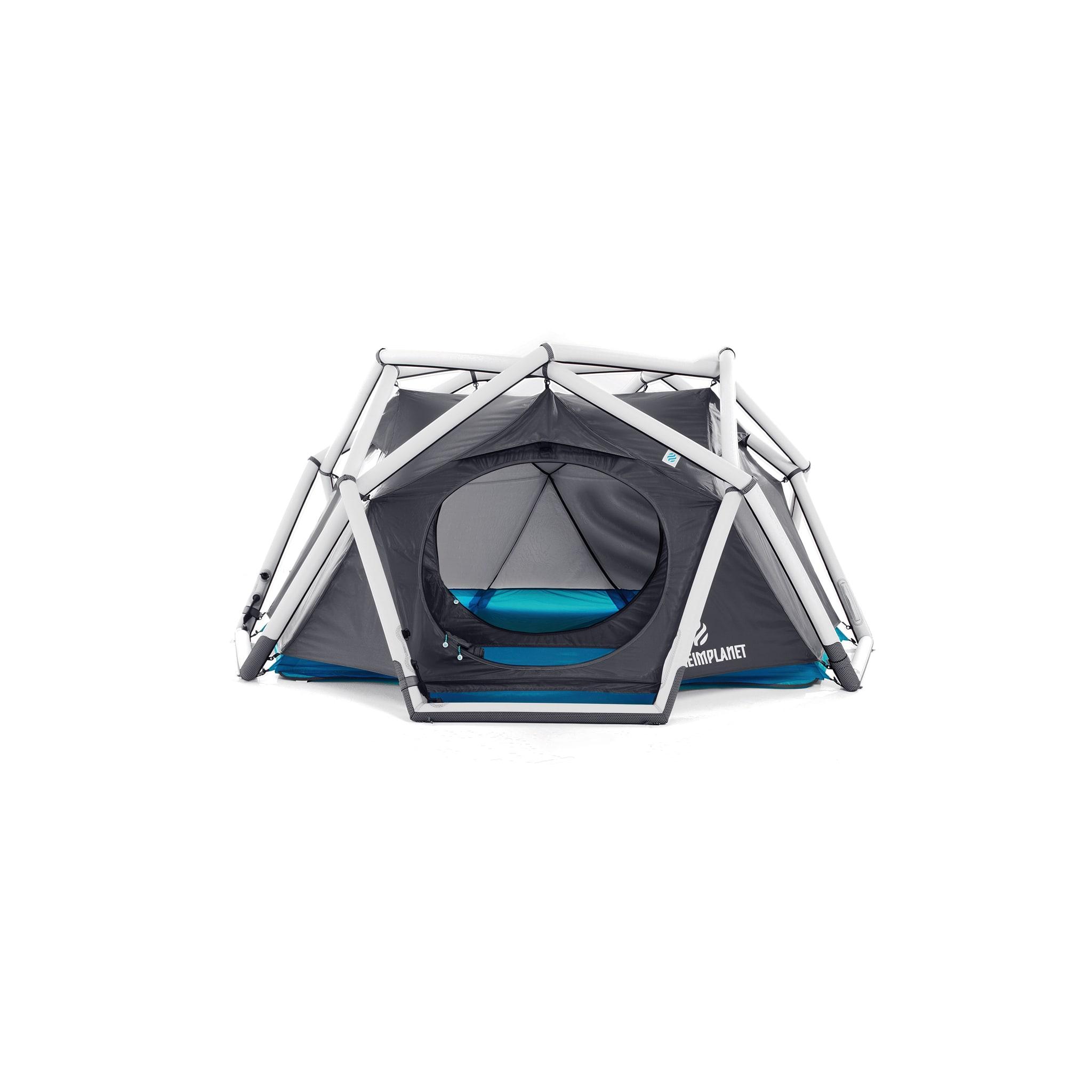 Ikke kast bort verdifull tid av turen med oppsetting av telt!