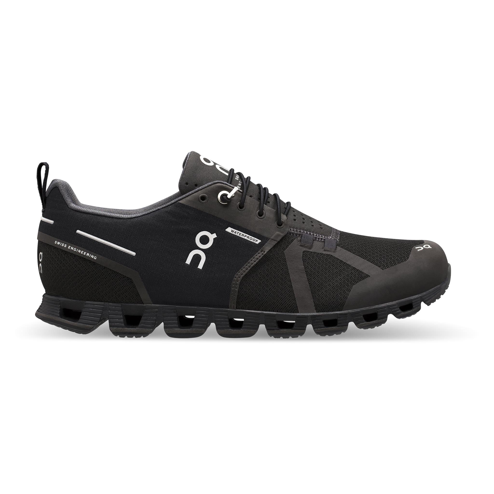 En ekstremt lett og vanntett løpe-sko til korte løpeturer på variert underlag