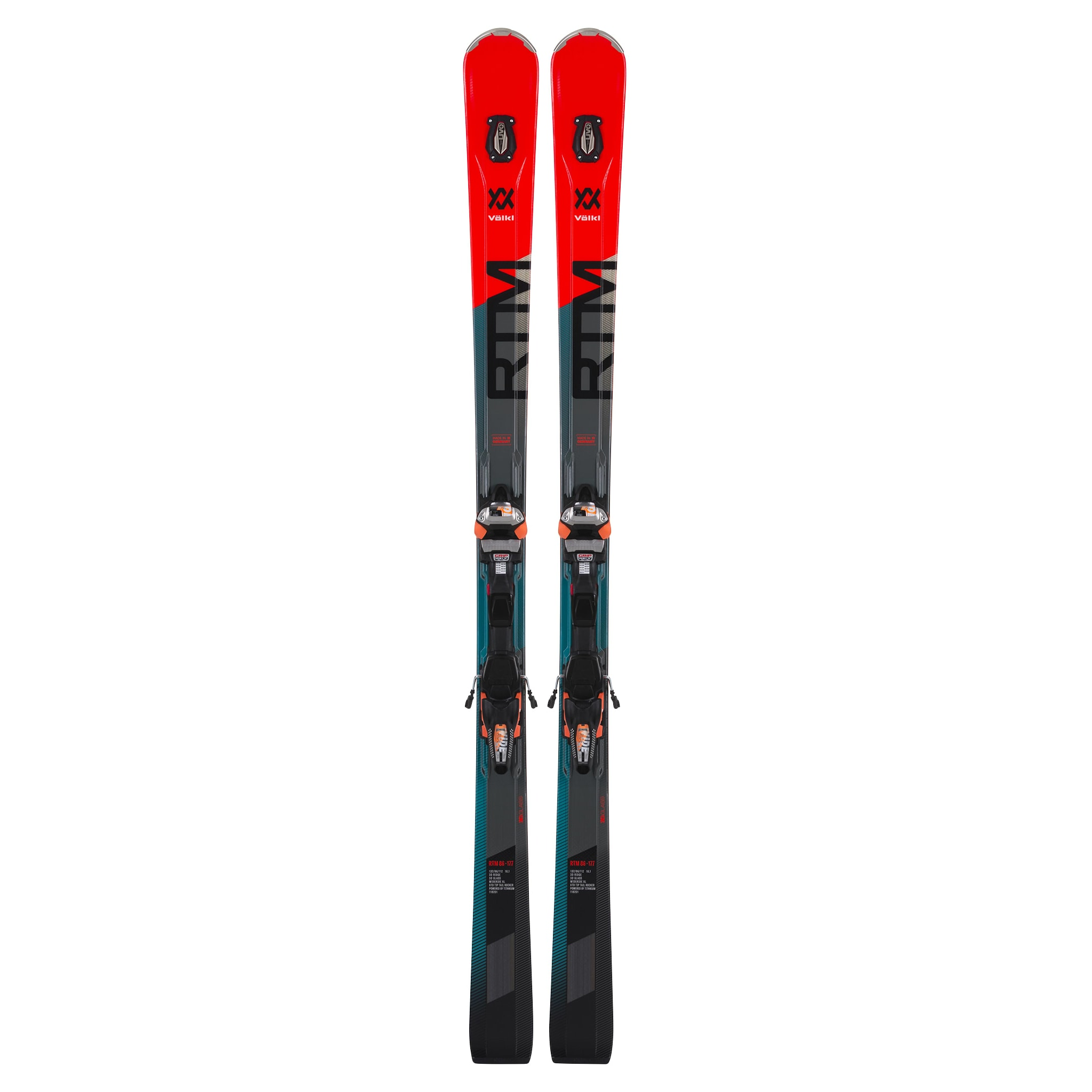 Drapå-ski du kan bruke over hele fjellet!