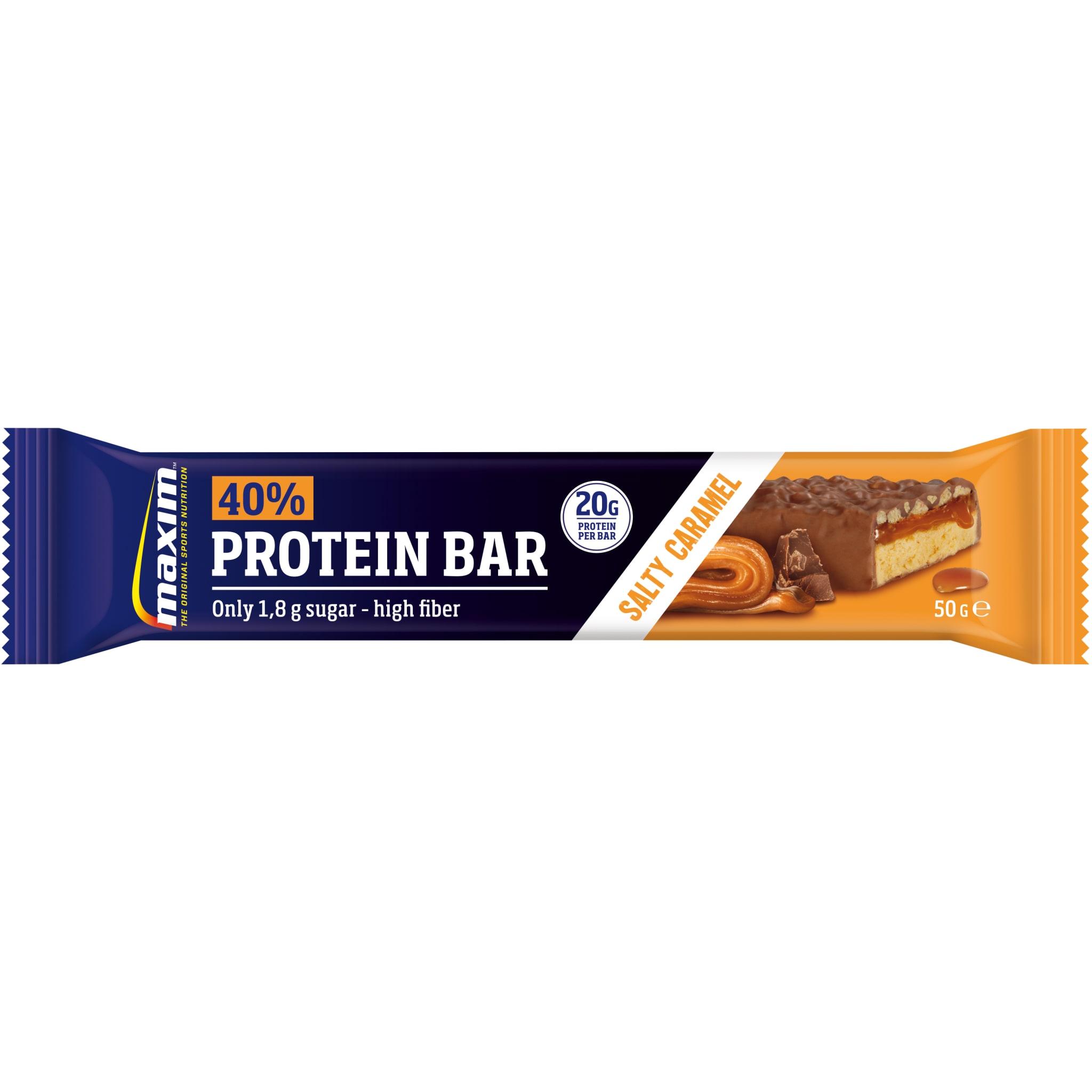 40% Protein Bar Caramel