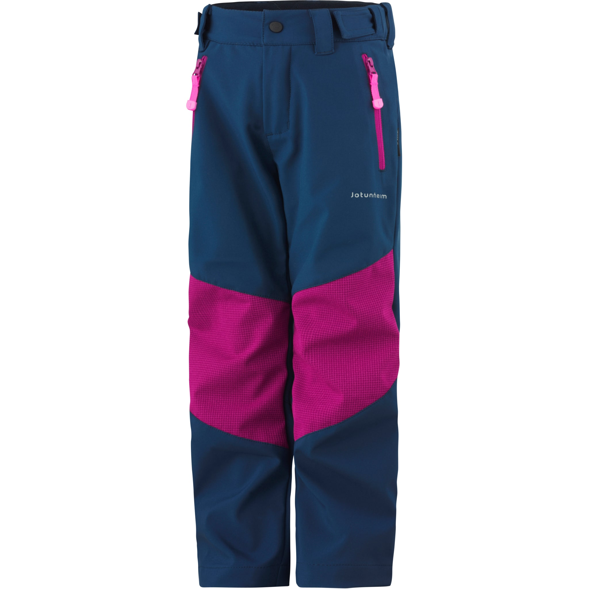 Softshell bukse til barn.