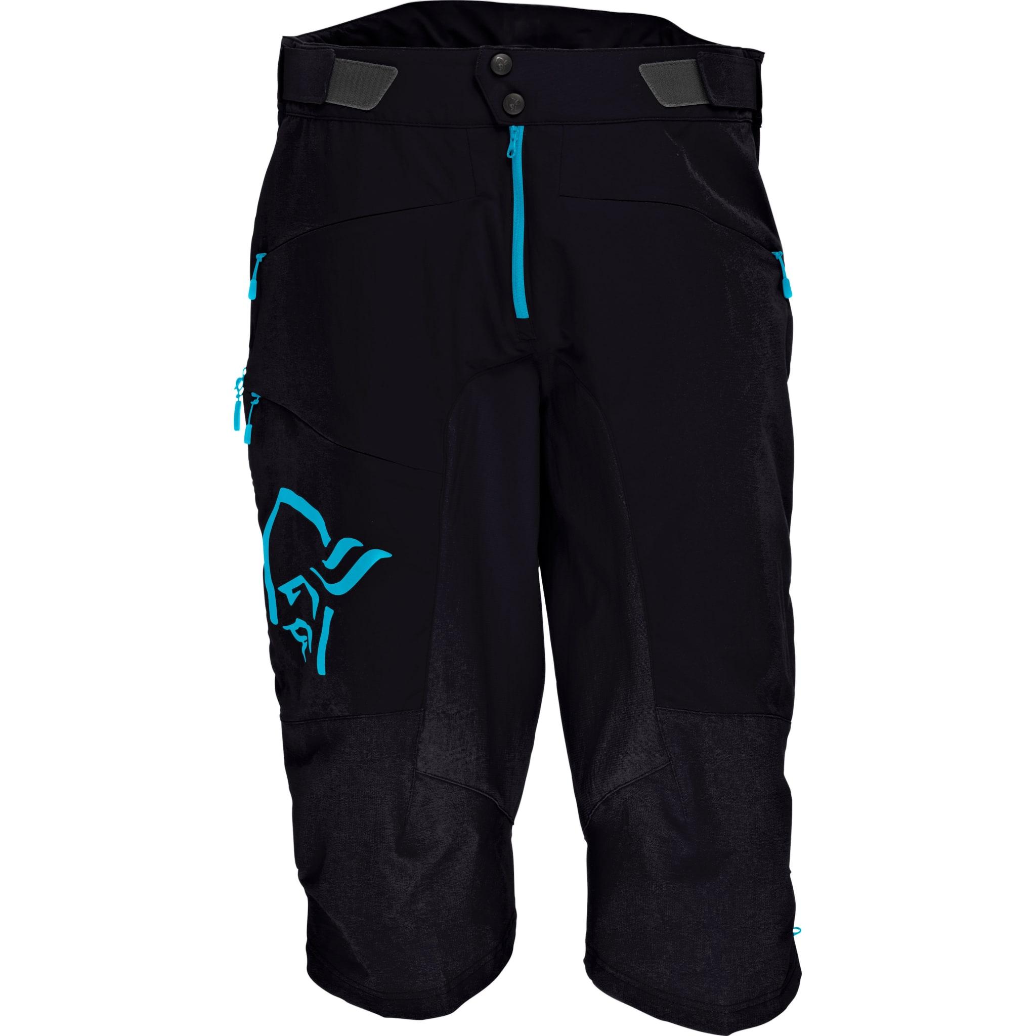 Teknisk og kompromissløs shorts til krevende stisykling