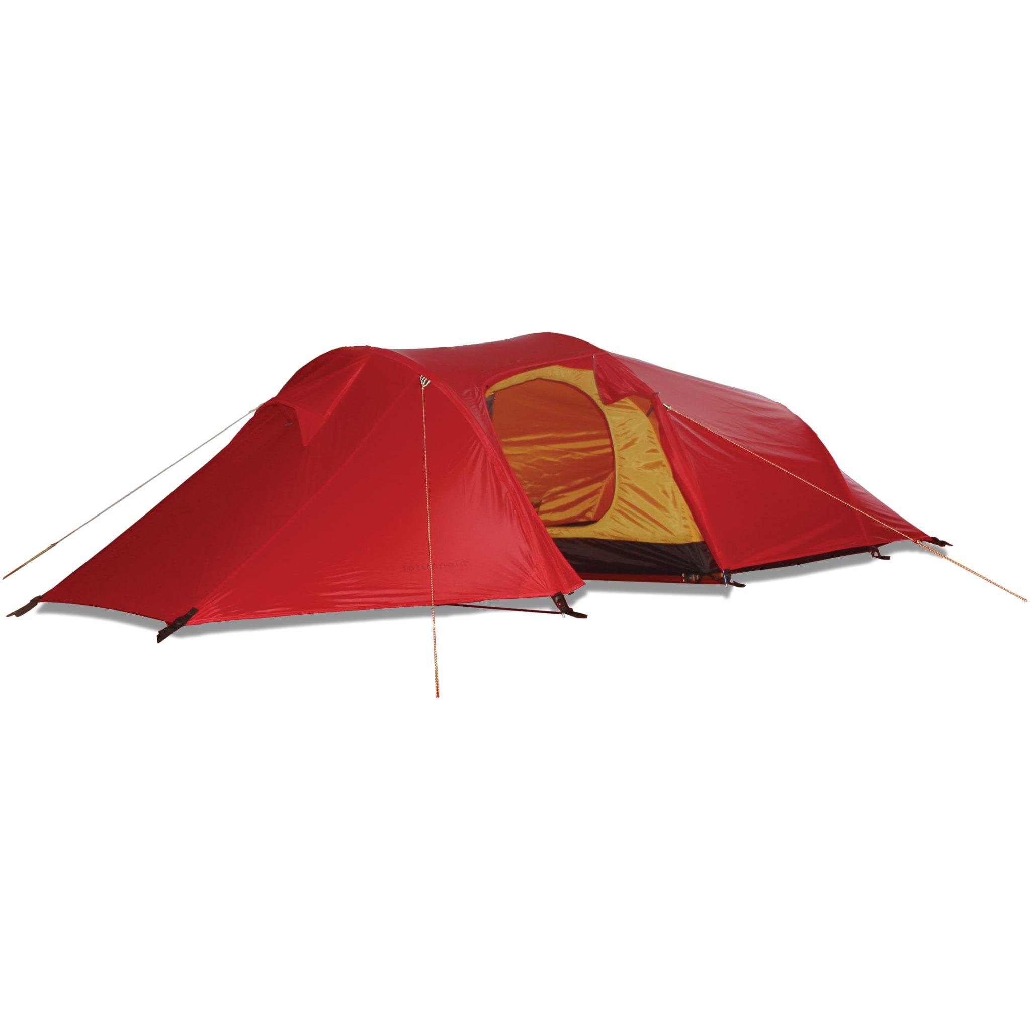 Slitesterkt, pakkvennlig og rimelig telt