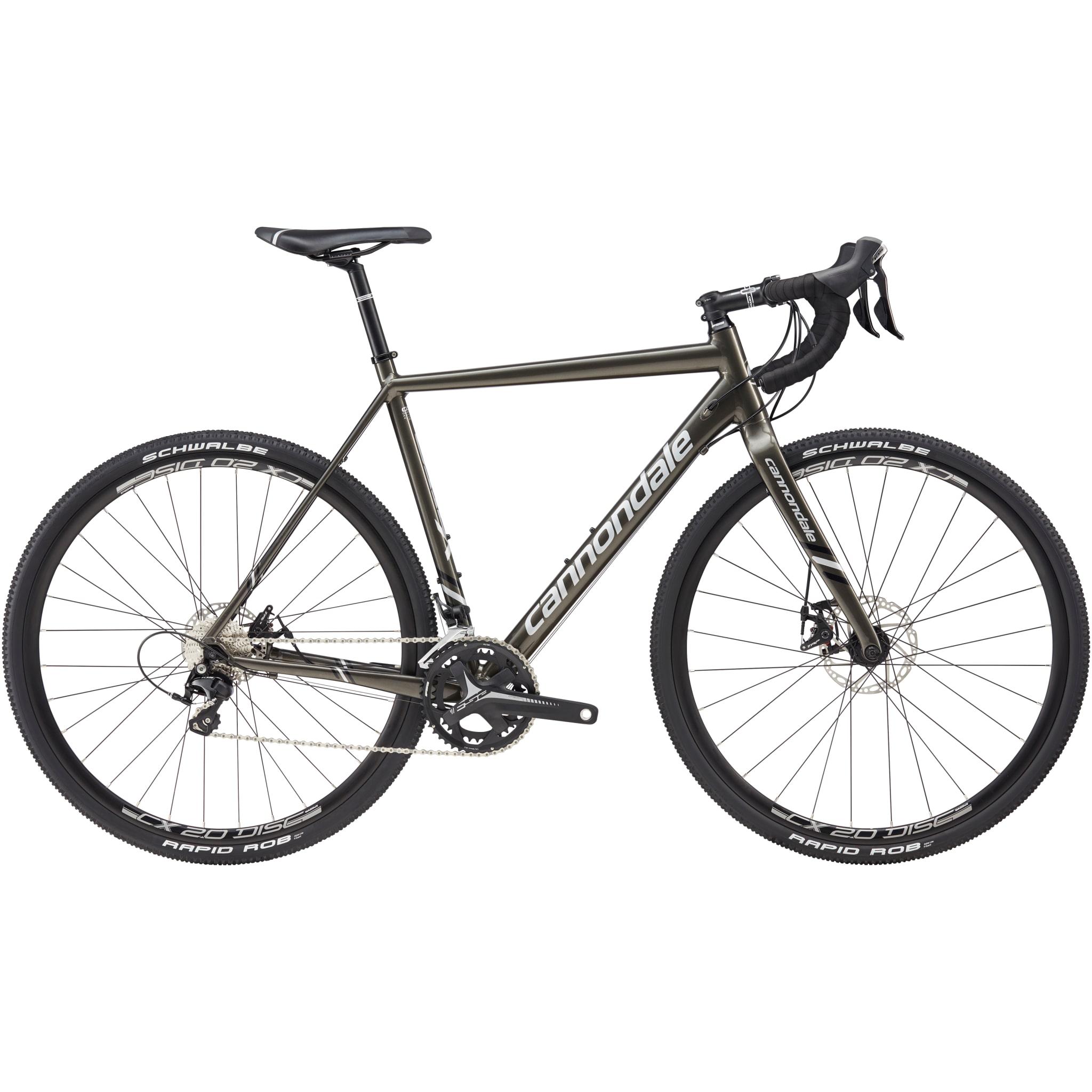 Utrolig allsidig sykkel, som sluker alt av mil og underlag.