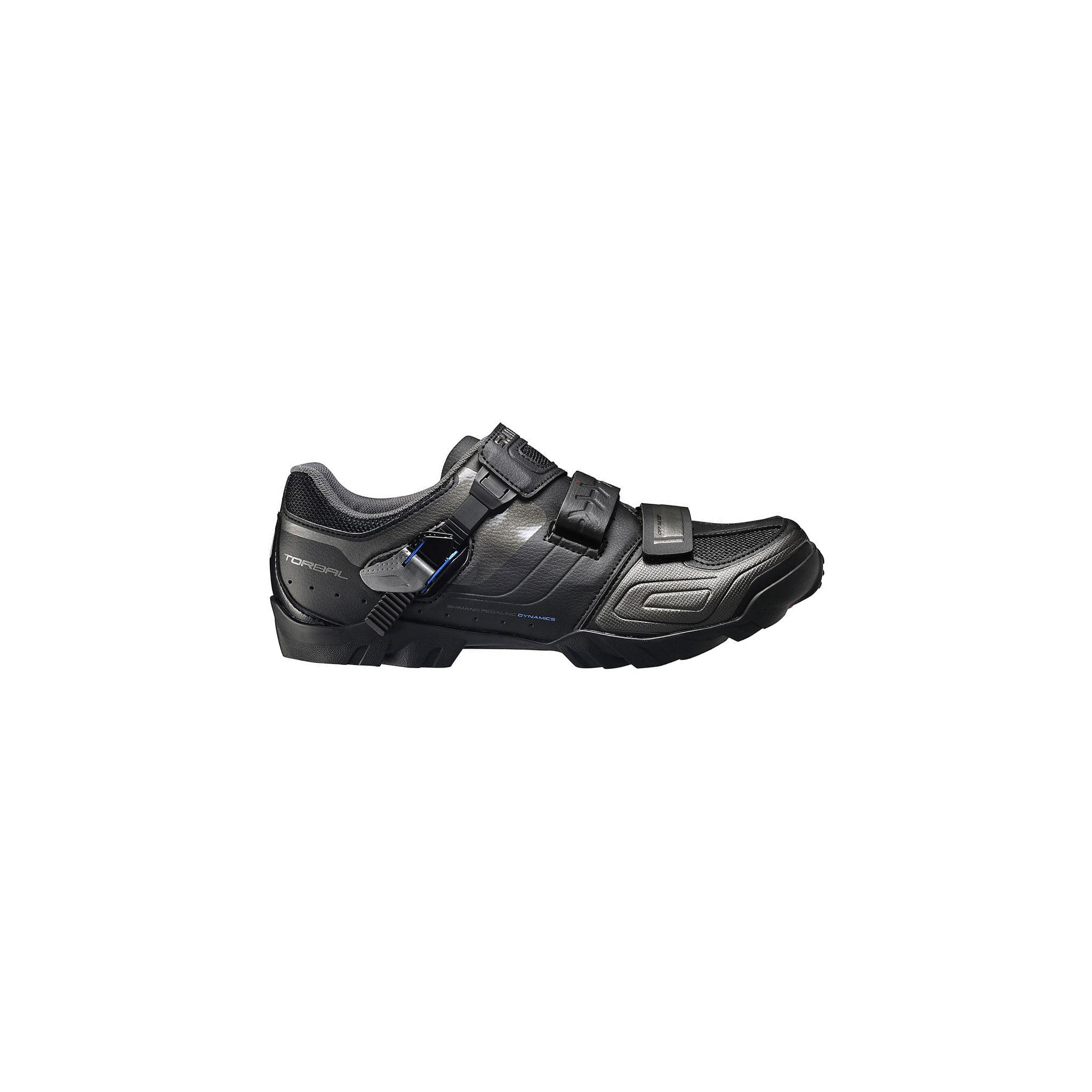 Prisgunstig og ekstra bred MTB-sko.